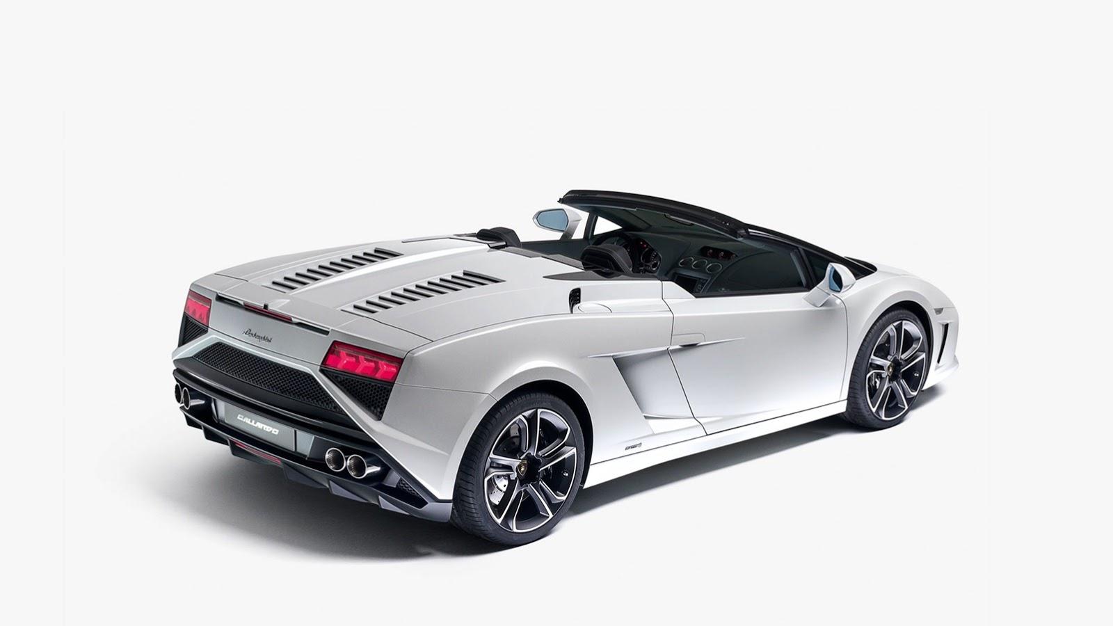 2013 Lamborghini Gallardo Spyder Preview