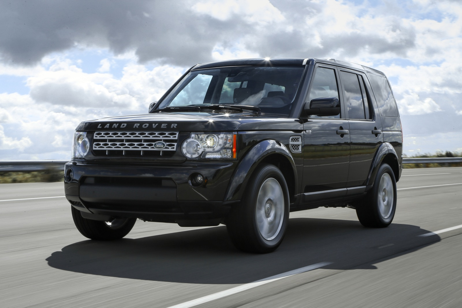 2013 Land Rover LR4 Priced