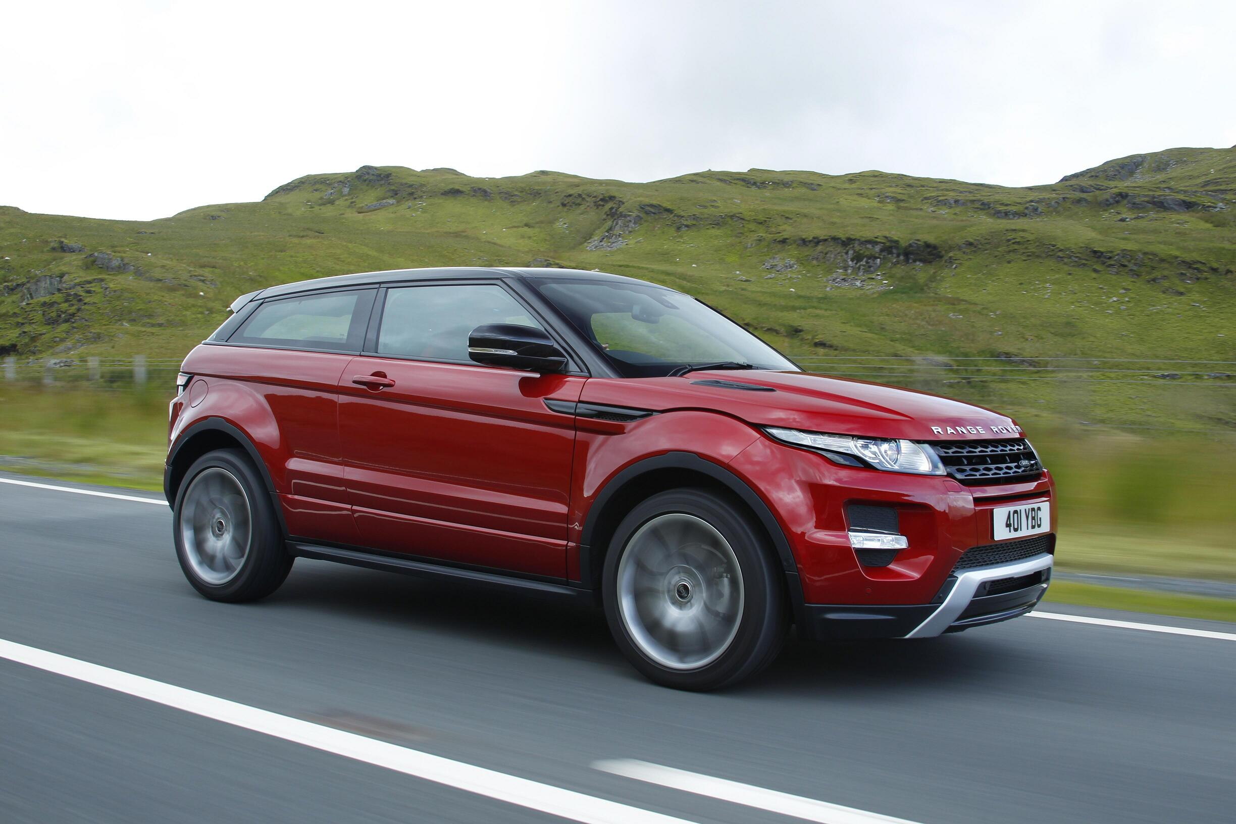 rip 3 door land rover range rover evoque goes away for 2018. Black Bedroom Furniture Sets. Home Design Ideas