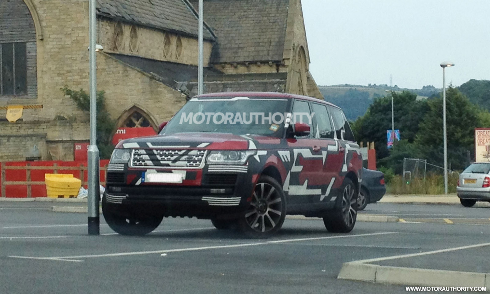 2019 land rover defender spy shots. 2013 land rover range spy shots 2019 defender u