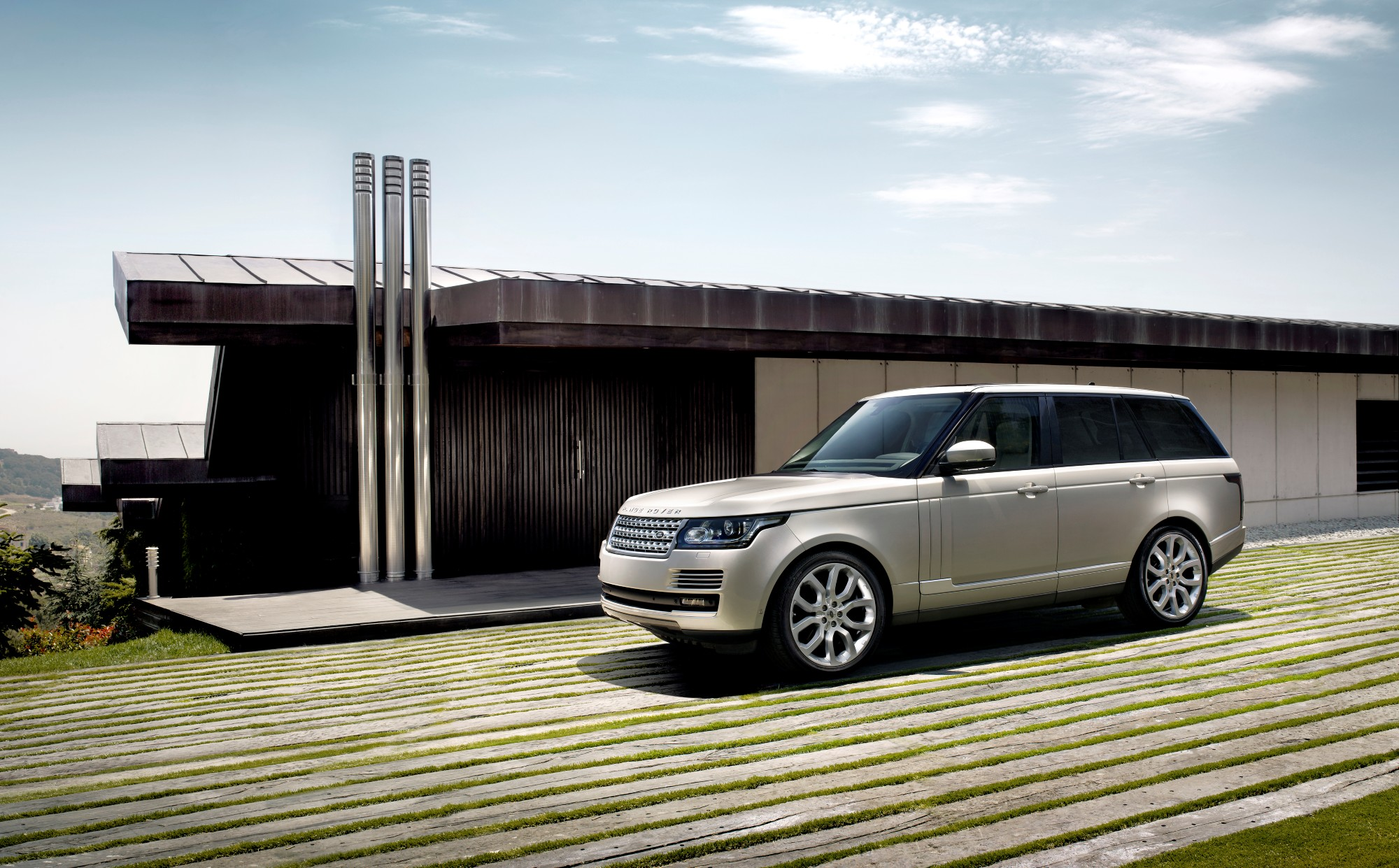 2013 Land Rover Range Rover Preview: 700 Pounds Lighter