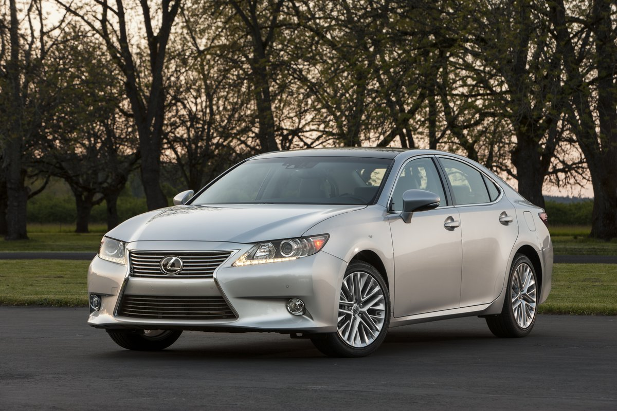 Will Toyota Build The 2013 Lexus ES In North America?