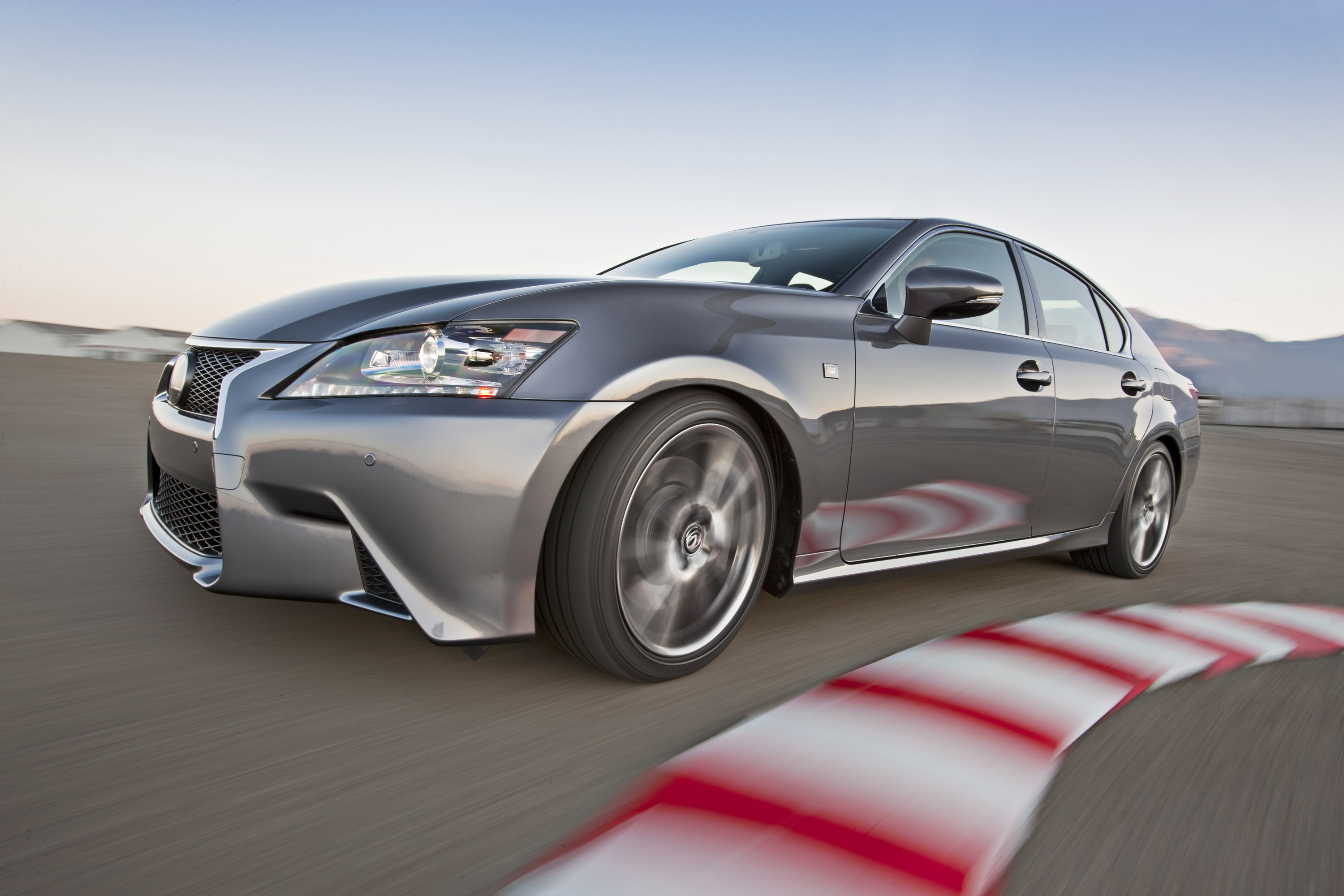 cars top speed gs lexus