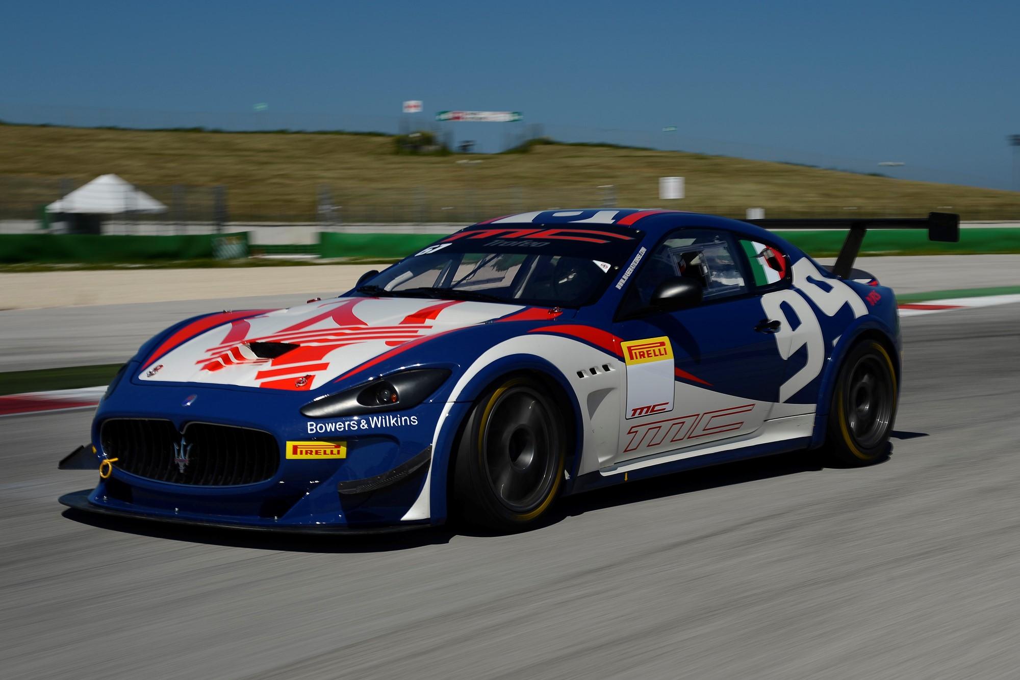 maserati trofeo   race series concludes   seasons video