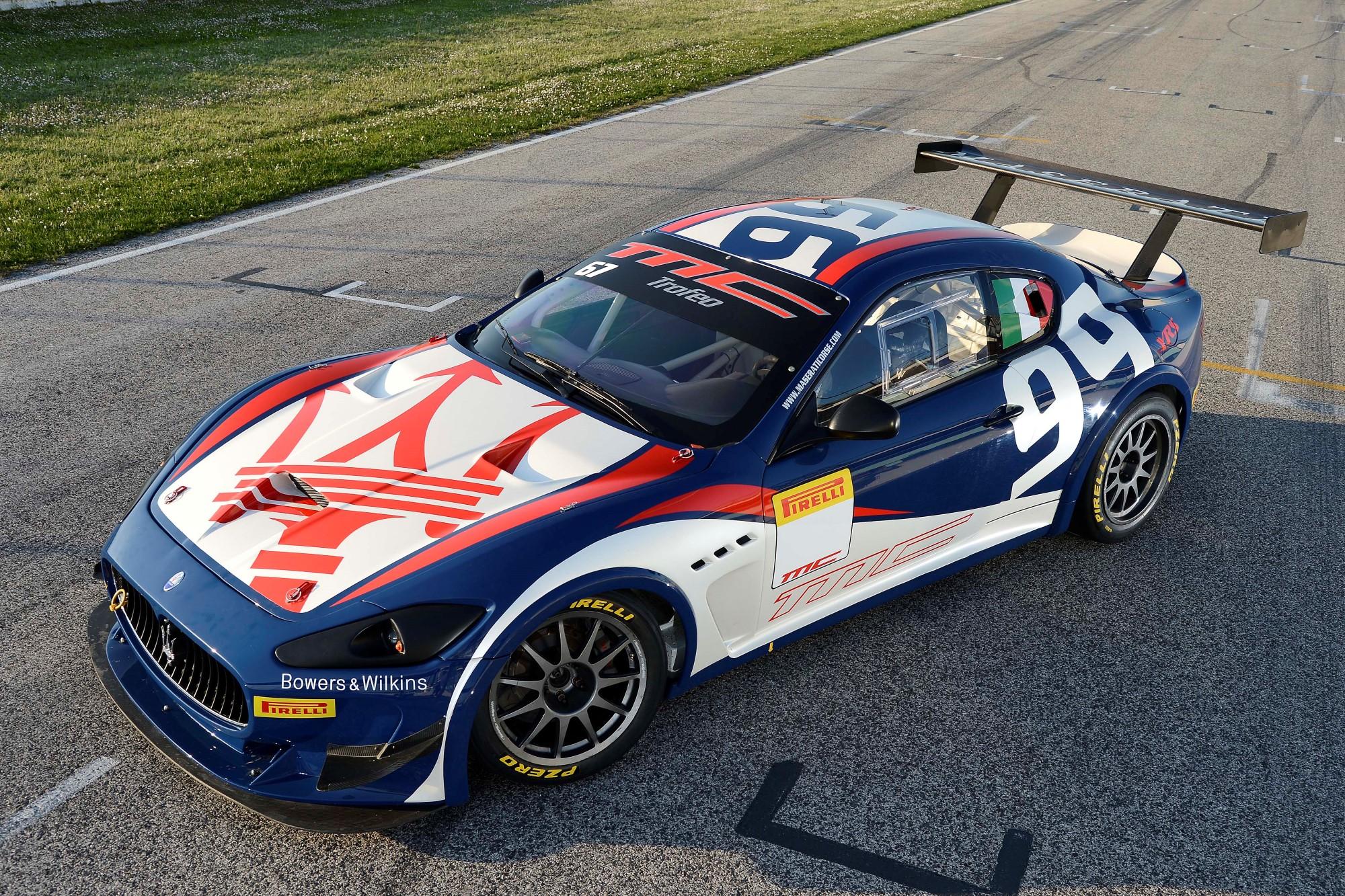 2013 maserati trofeo mc world series starts this weekend