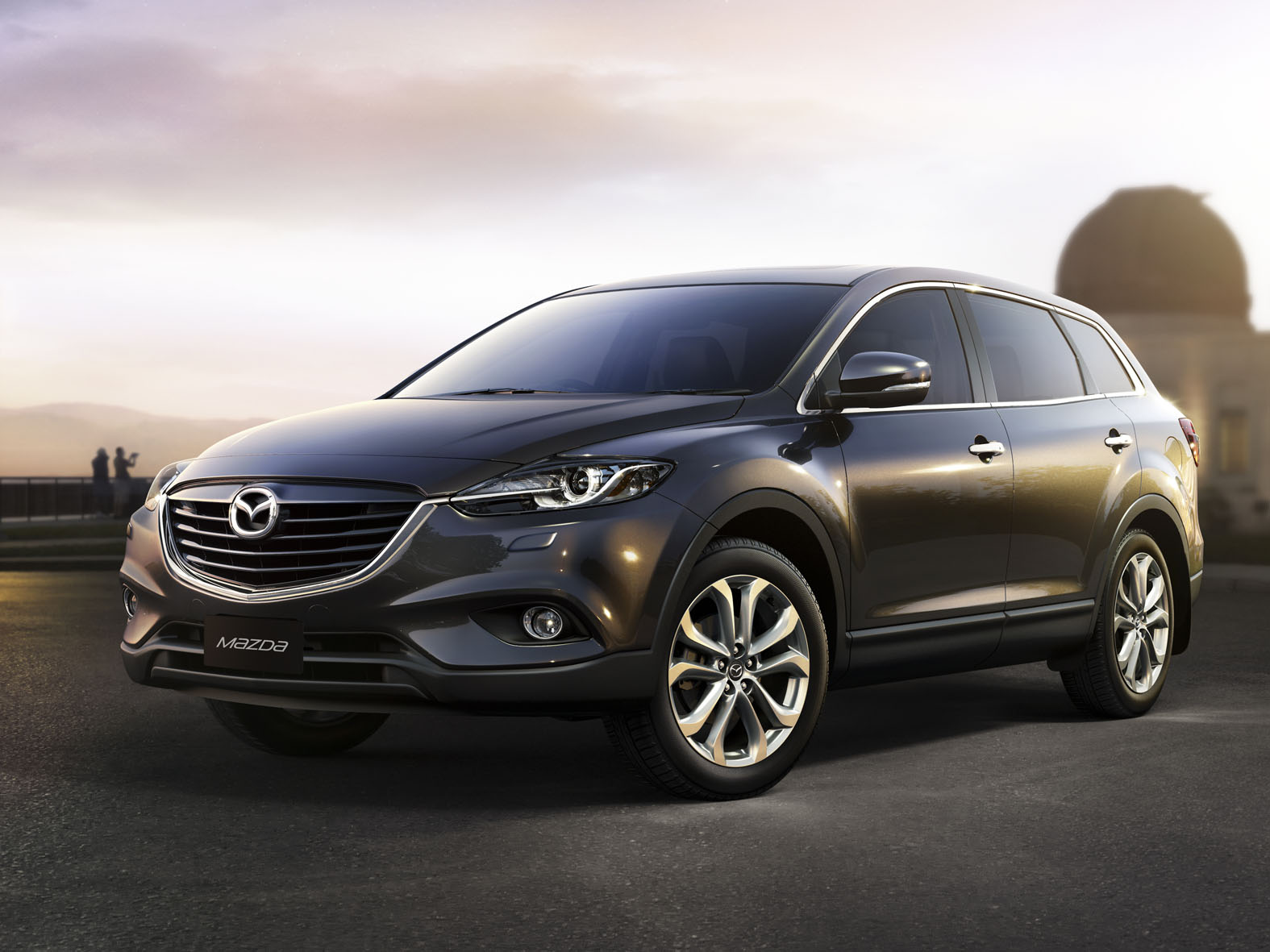 2013 mazda cx 9 review ratings specs prices and photos the car connection. Black Bedroom Furniture Sets. Home Design Ideas