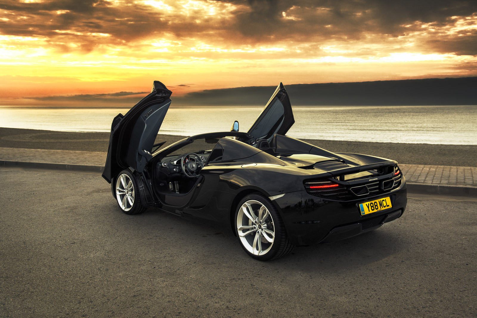McLaren Automotive To Post Loss In 2012, But Sees Profit In 2013