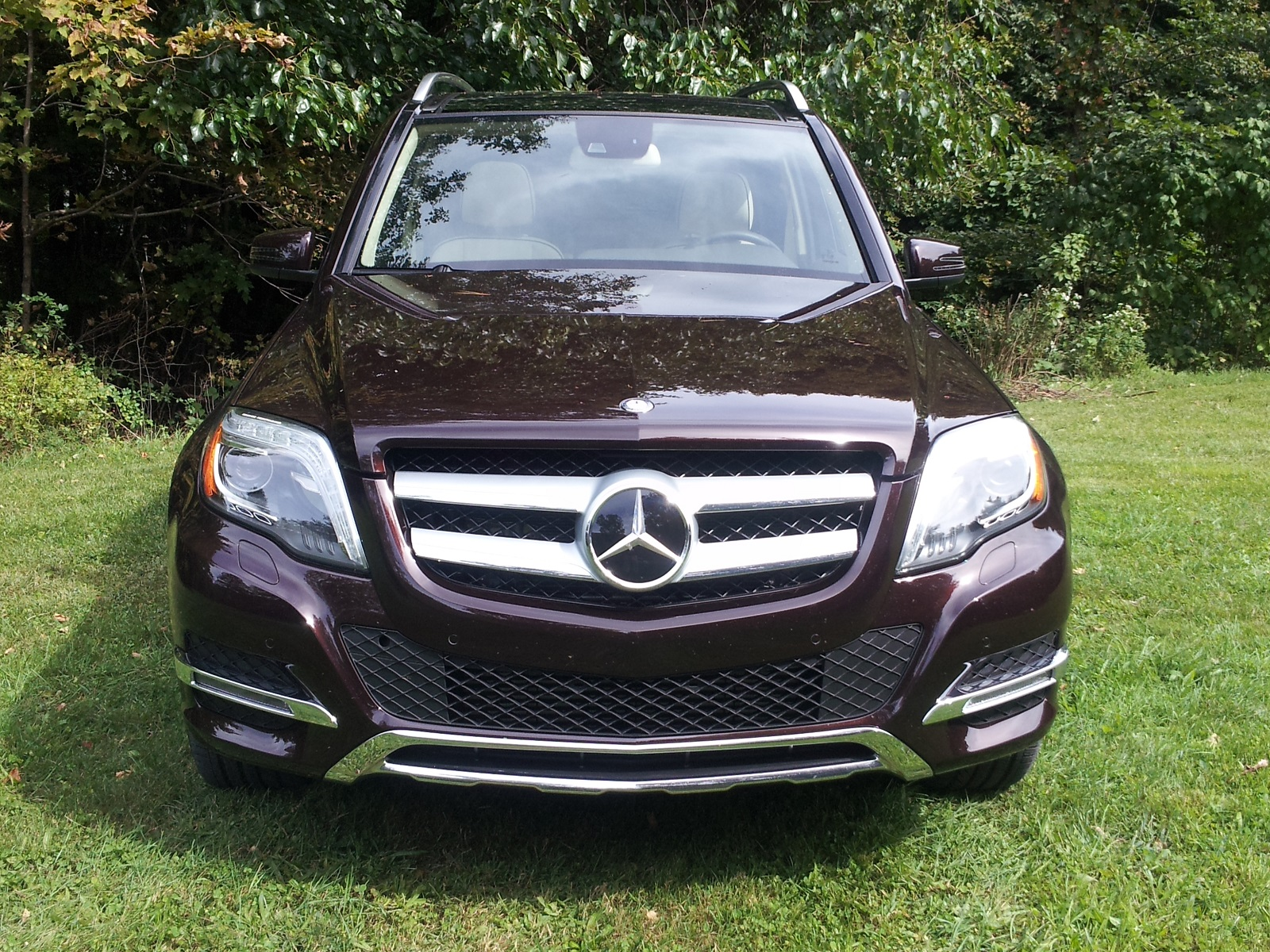 Mercedes-Benz GLK 250 BlueTEC Diesel: Luxury Crossover ...