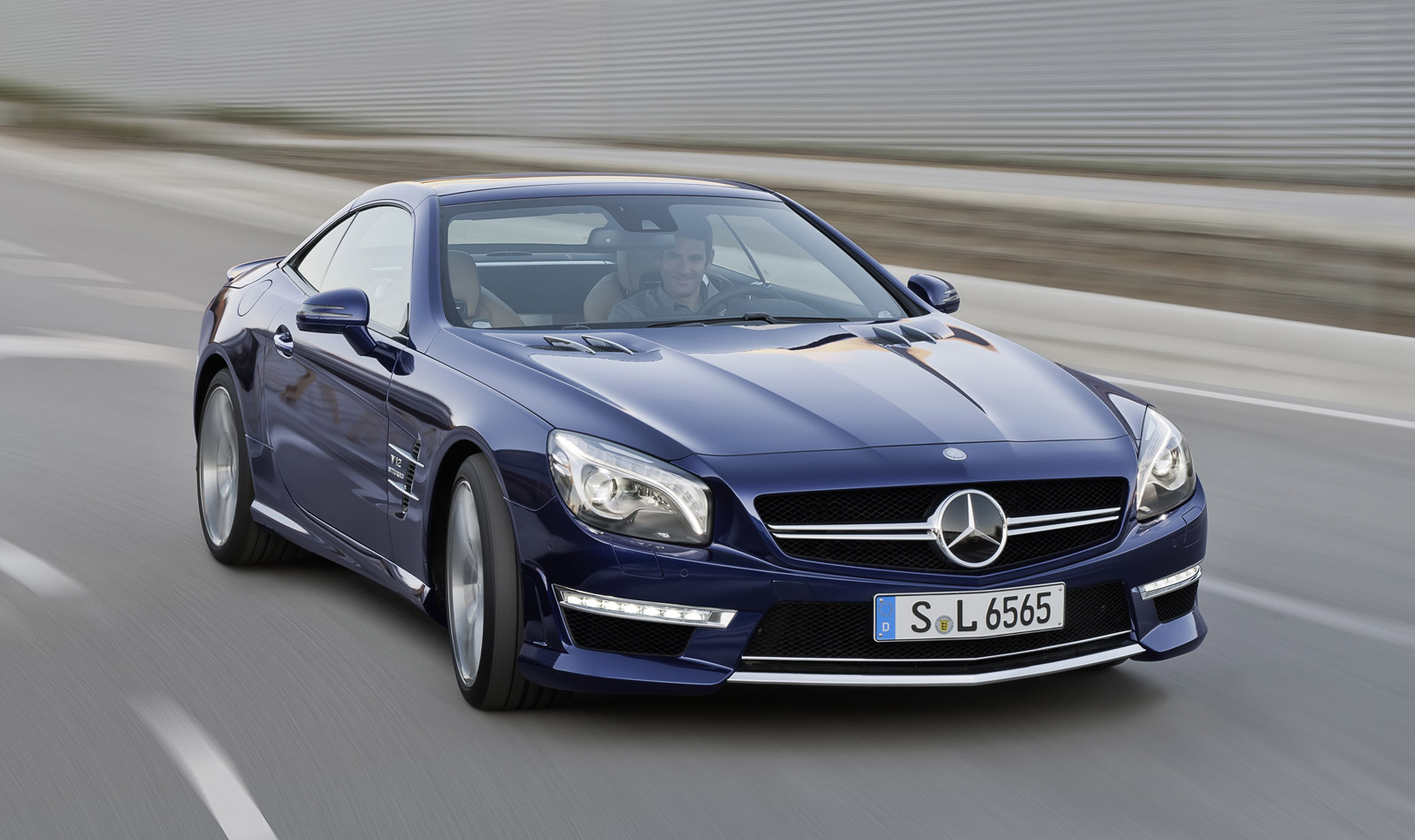 2013 Mercedes-Benz SL65 AMG Preview: 2012 New York Auto Show