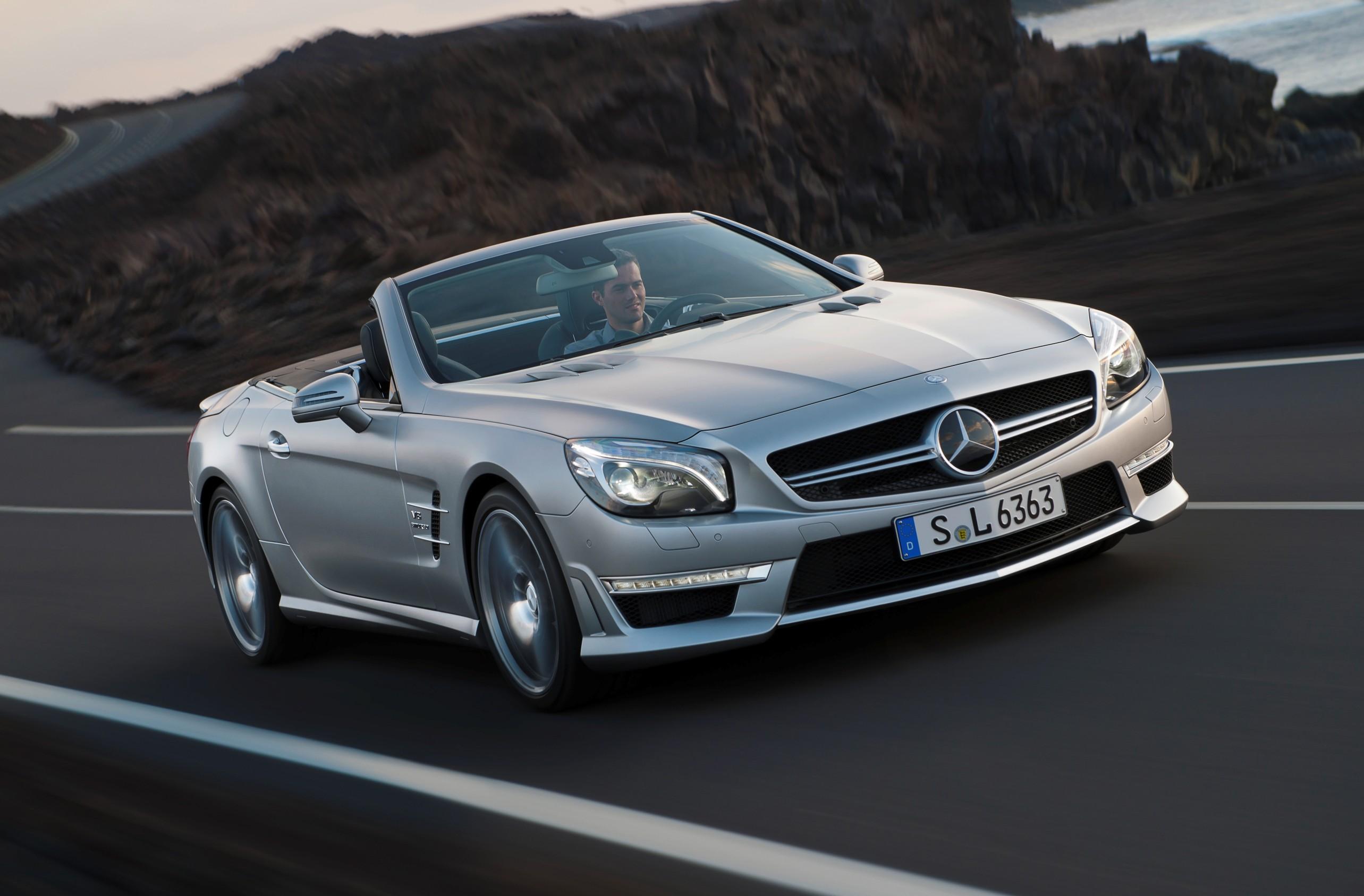 2013 Mercedes-Benz SL63 AMG Unleashed