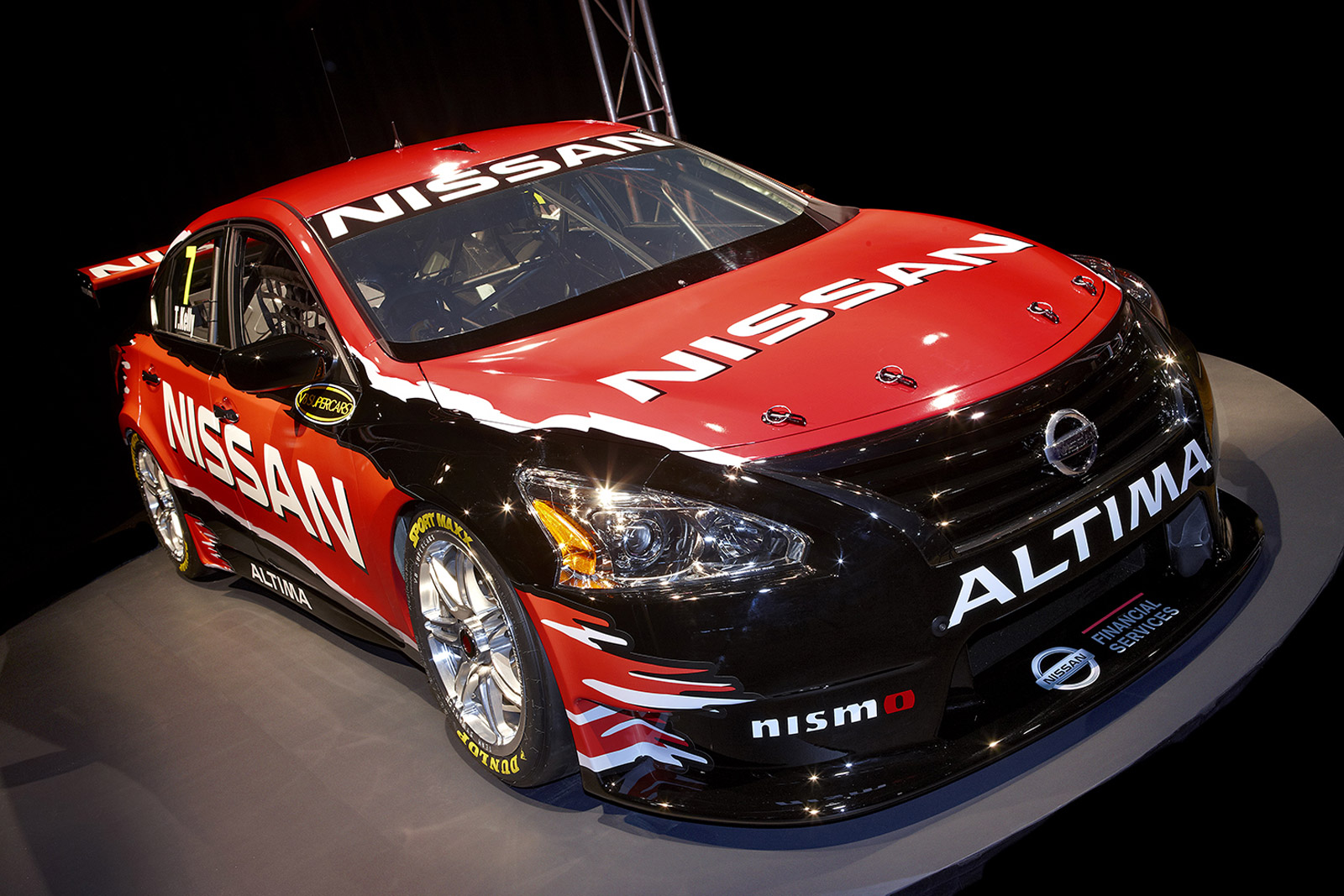 Nissan Altima V8 Supercars Race Car Revealed on hot wheels nissan, lego nissan, tuned nissan, michael jordan nissan, matchbox nissan, gran turismo 4 nissan, small nissan, camionetas nissan, old nissan, tomica nissan, carros nissan, mini truckin nissan, paul walker nissan, classic nissan,