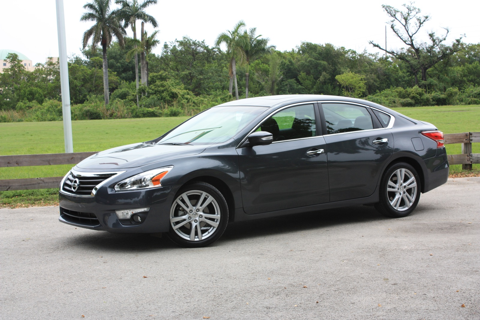 2013 Nissan Altima The Most Fuel Efficient Mid Size Car