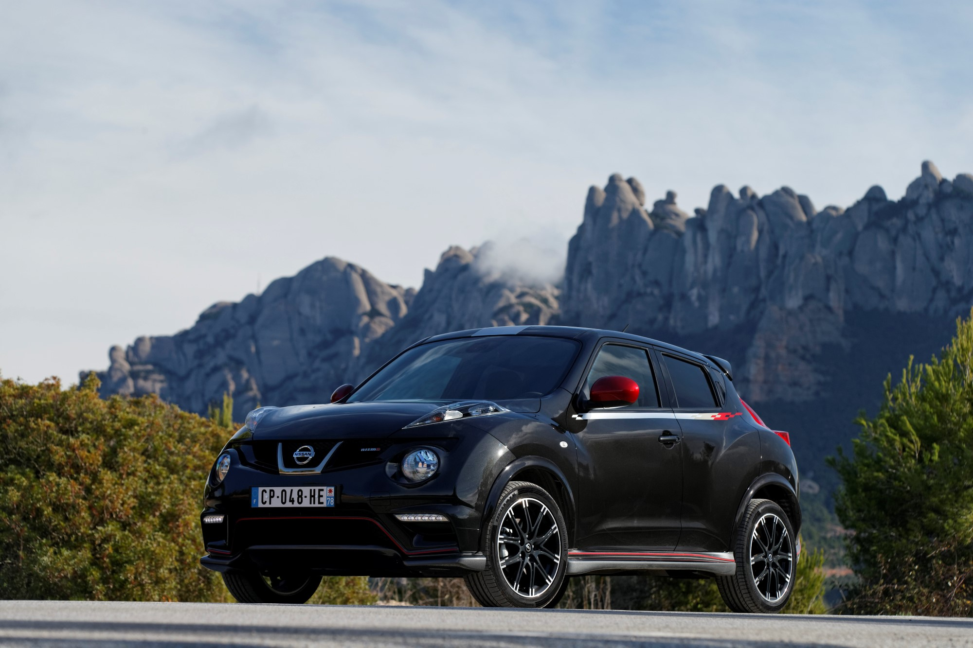 2013 nissan juke review ratings specs prices and photos the car connection. Black Bedroom Furniture Sets. Home Design Ideas
