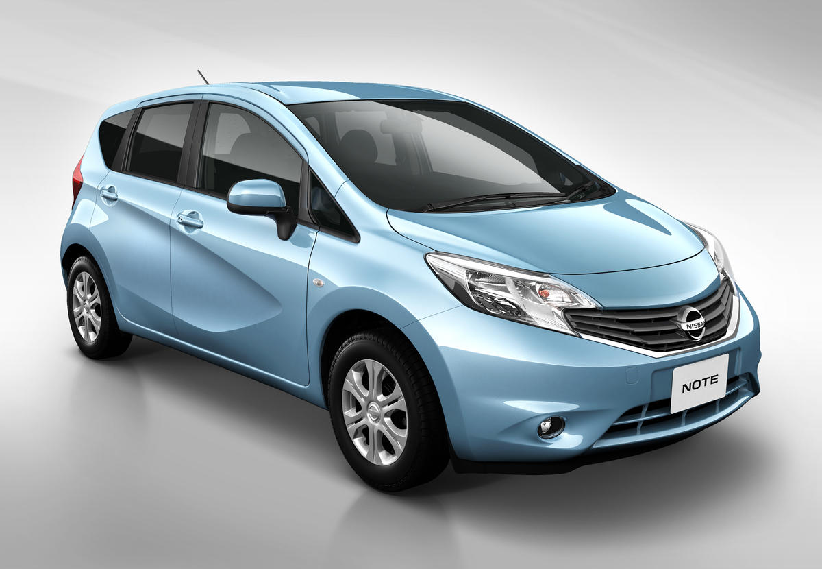 2013 Nissan Versa Hatchback Previewed By New Nissan Note