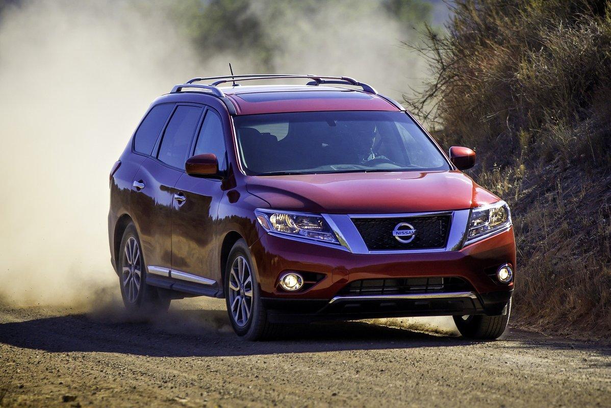 2013 Nissan Pathfinder, 2013 Infiniti JX Investigated For