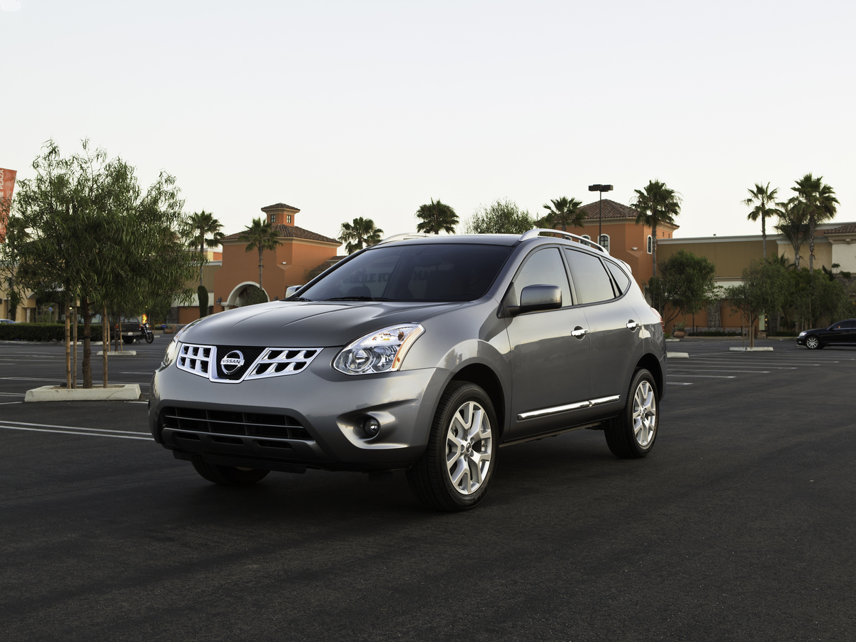 2014 Nissan Rogue To Sell Alongside Old Model, Now 'Rogue ...