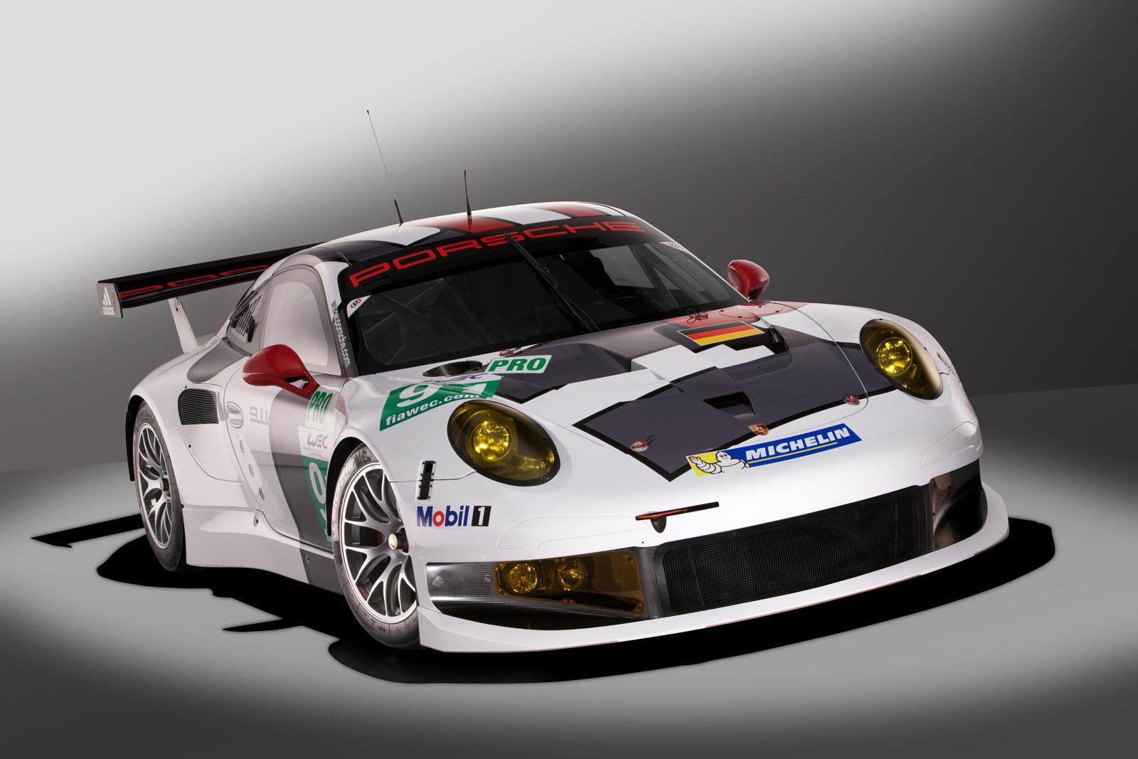 2013 Porsche 911 Rsr Race Car Full Specs