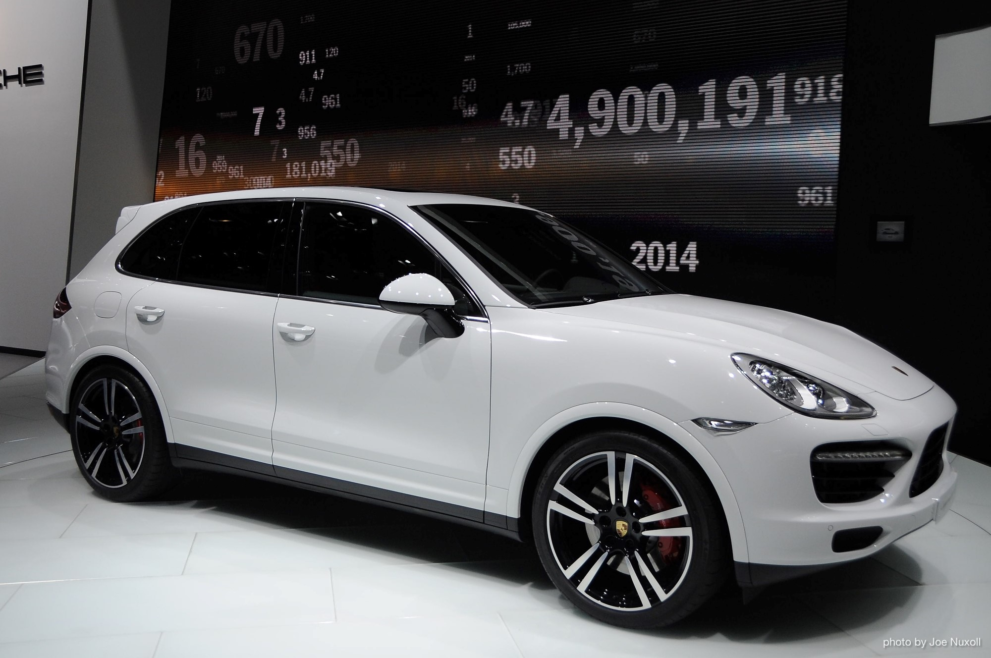 2014 Porsche Cayenne Review Ratings Specs Prices And