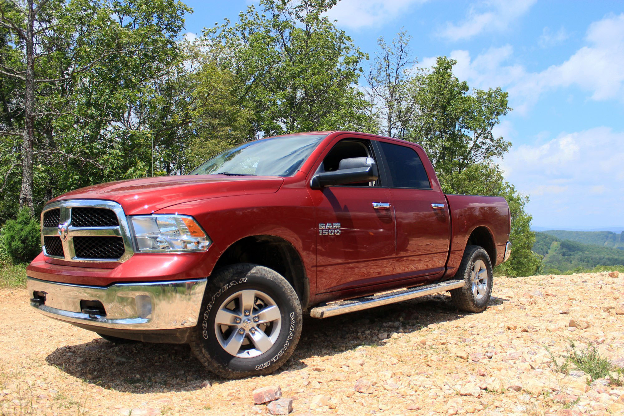 30 Days Of The 2017 Ram 1500 Gas Mileage Little Rock