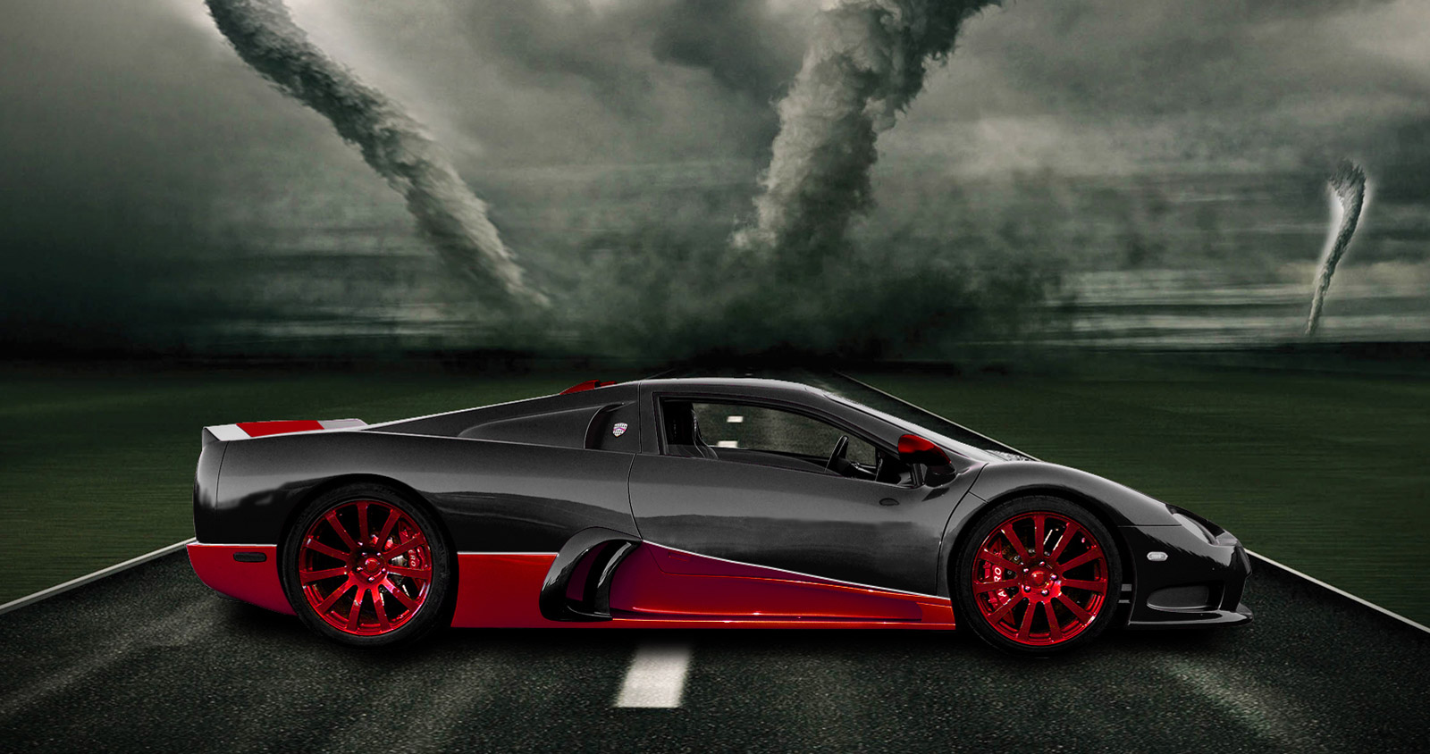 SSC Sending Out Ultimate Aero With Tuatara-Powered XT