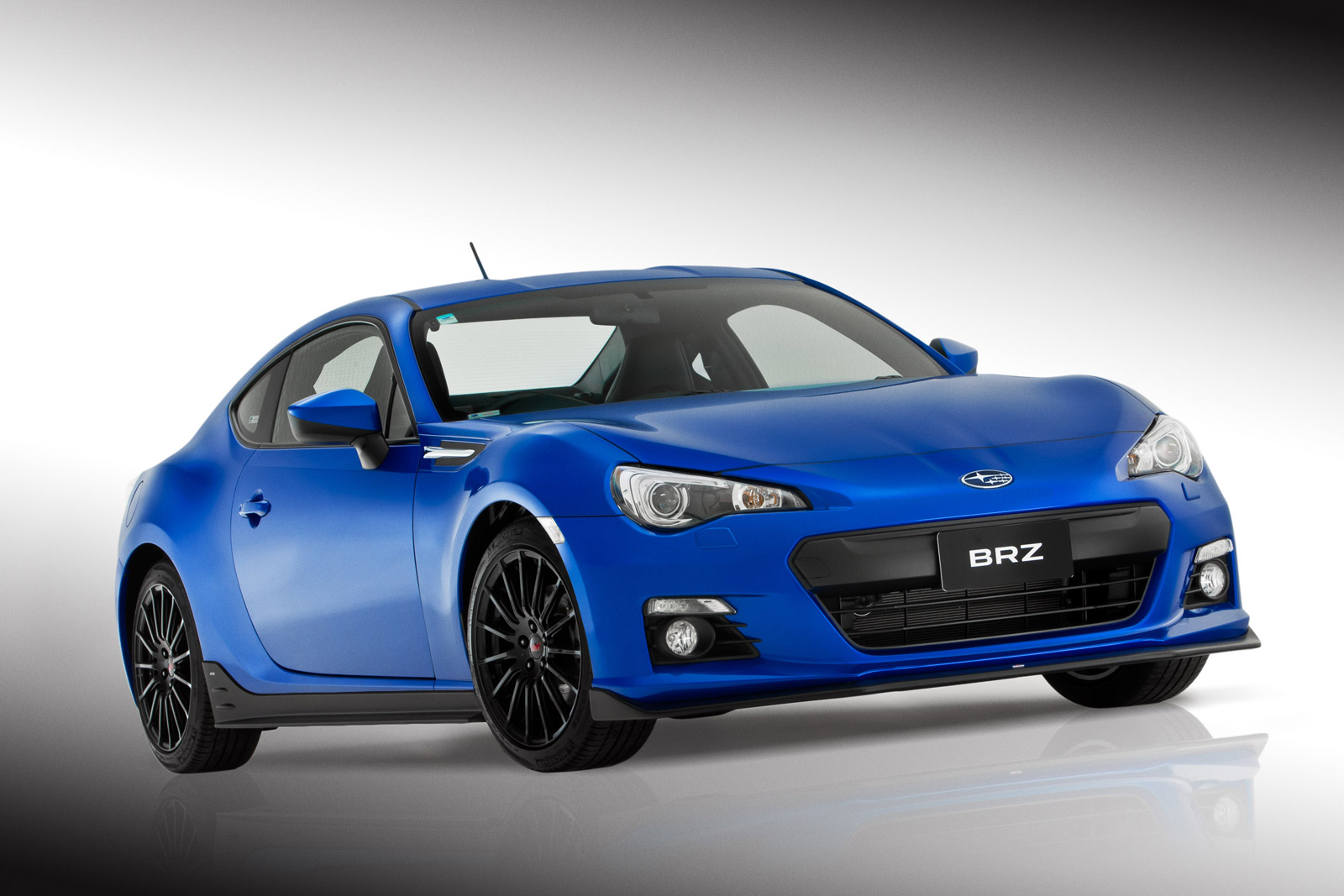 Subaru previews new sti upgrades for the brz vanachro Image collections