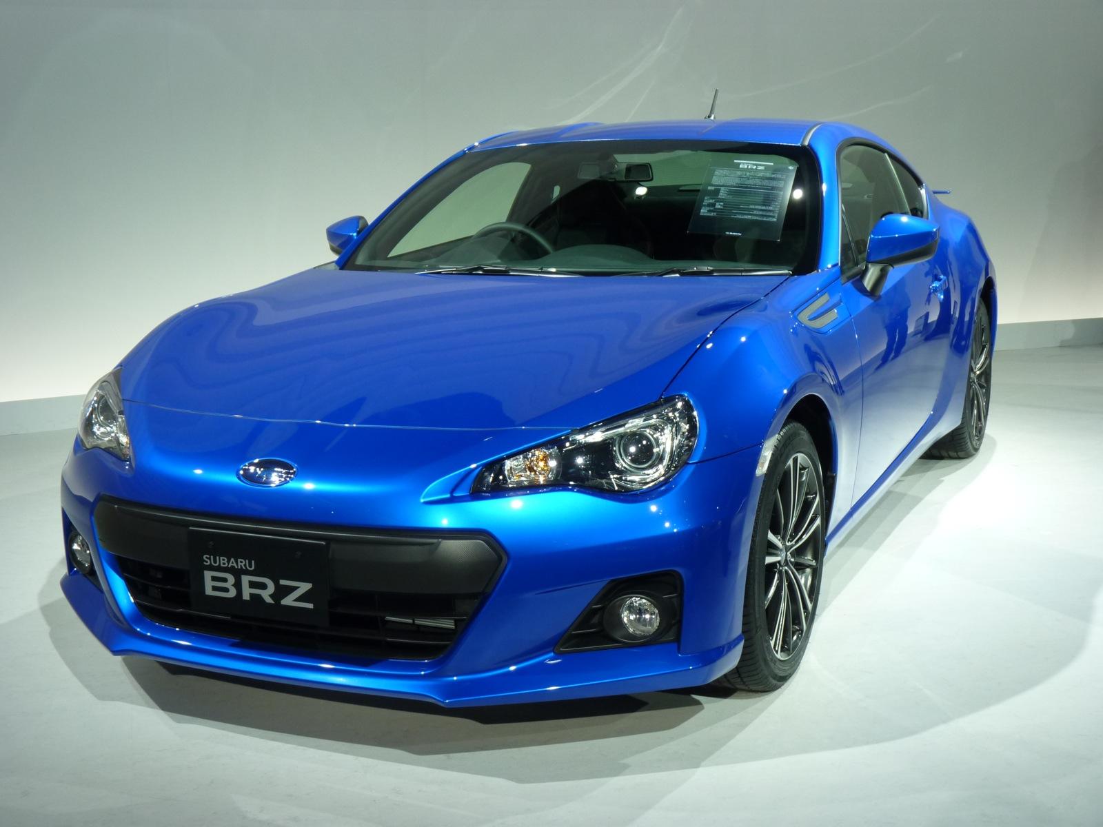 2013 Subaru BRZ, Scion FR-S Get EPA Fuel Economy Ratings