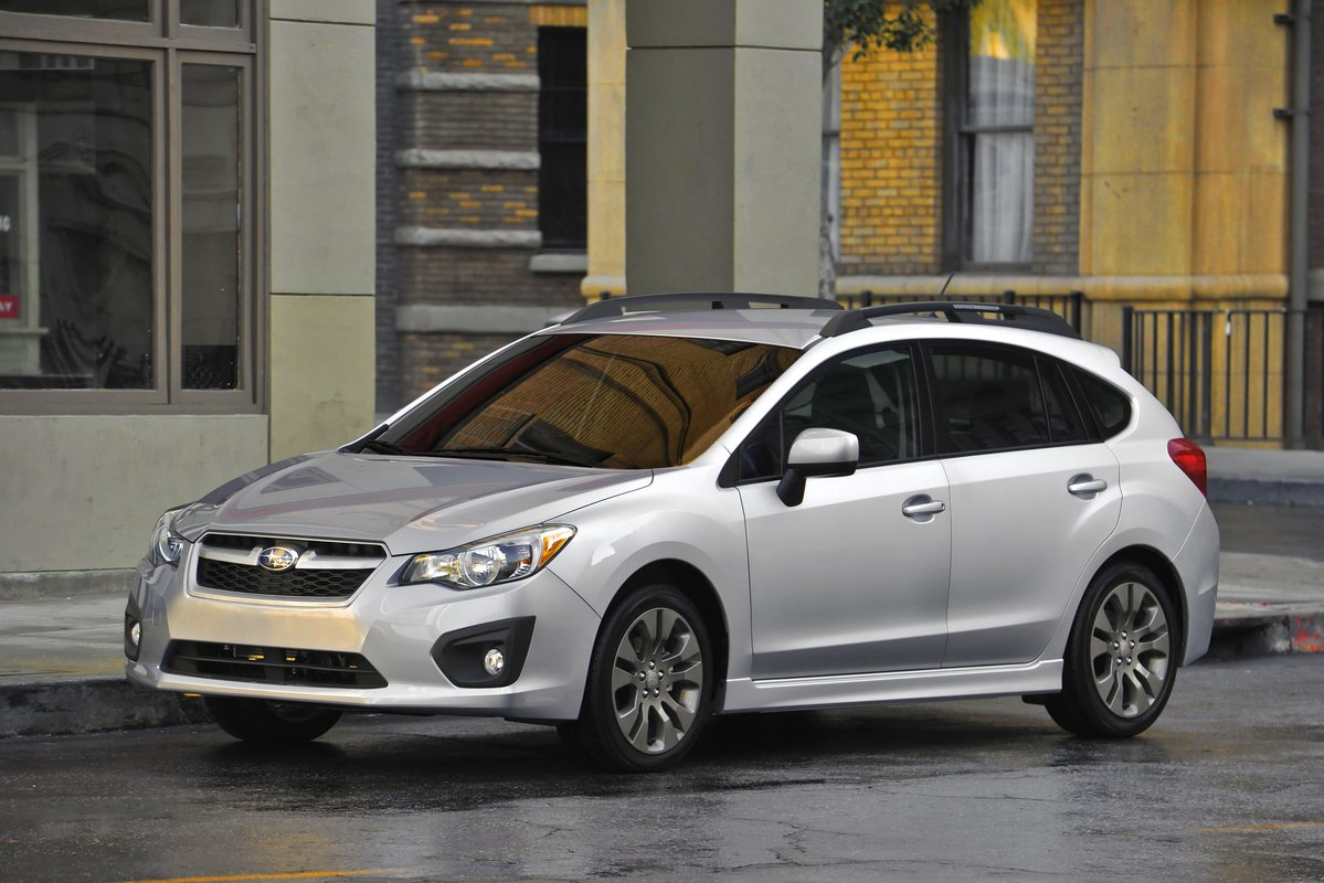 2013 Subaru Impreza Review Ratings Specs Prices And