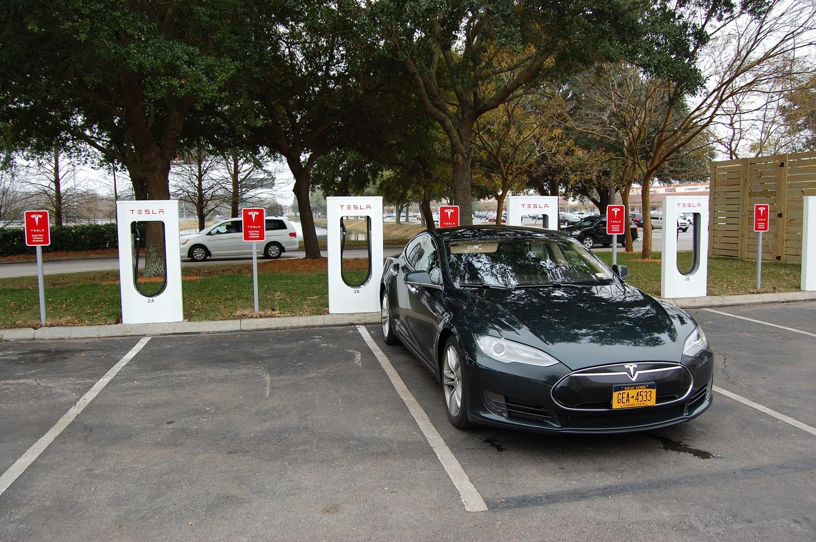 O Brien Hyundai >> Hyundai Vs. Tesla: Exec Claims U.S. Funds Superchargers ...