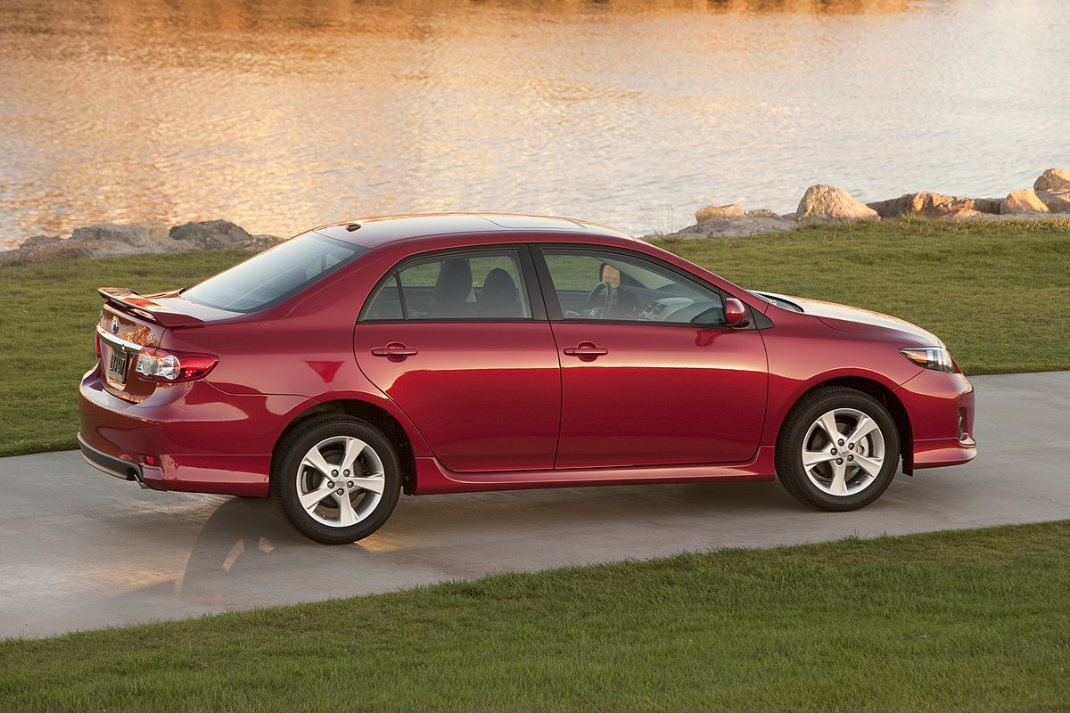 Kelebihan Toyota 2013 Spesifikasi