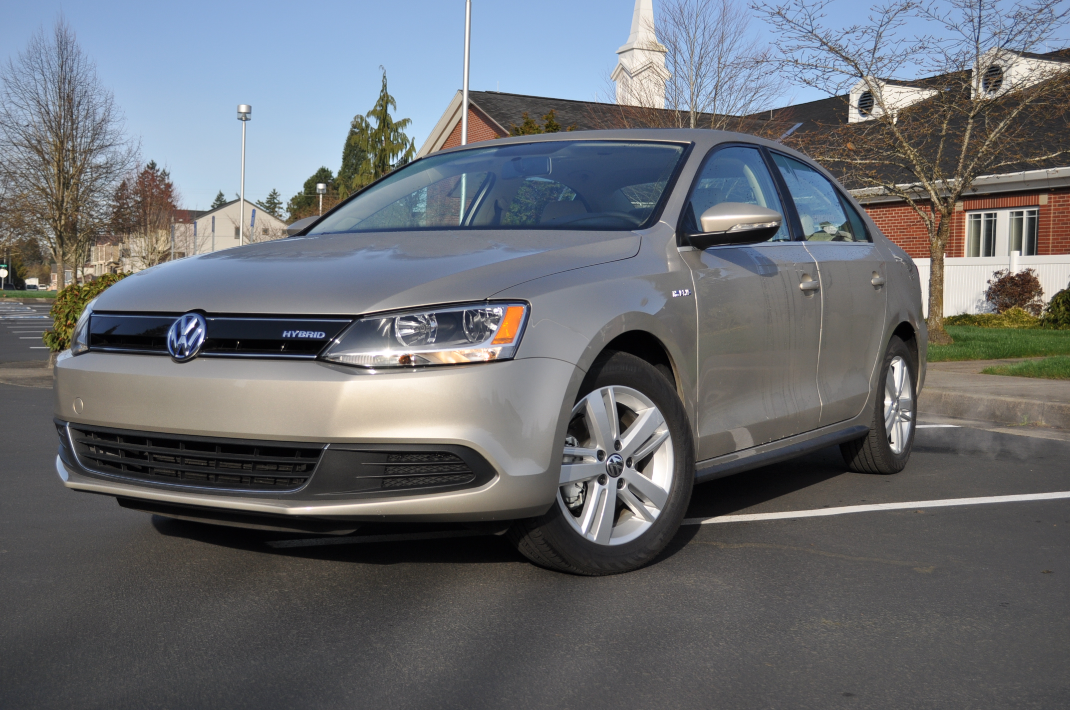 2013 volkswagen jetta hybrid quick gas mileage test. Black Bedroom Furniture Sets. Home Design Ideas