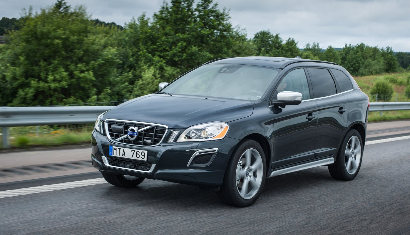 2013 volvo xc60 review ratings specs prices and photos the car connection. Black Bedroom Furniture Sets. Home Design Ideas