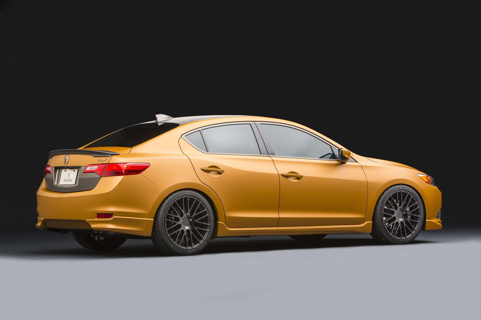 Subaru Aftermarket Parts >> Acura Rolls Out Custom ILX And RLX At SEMA