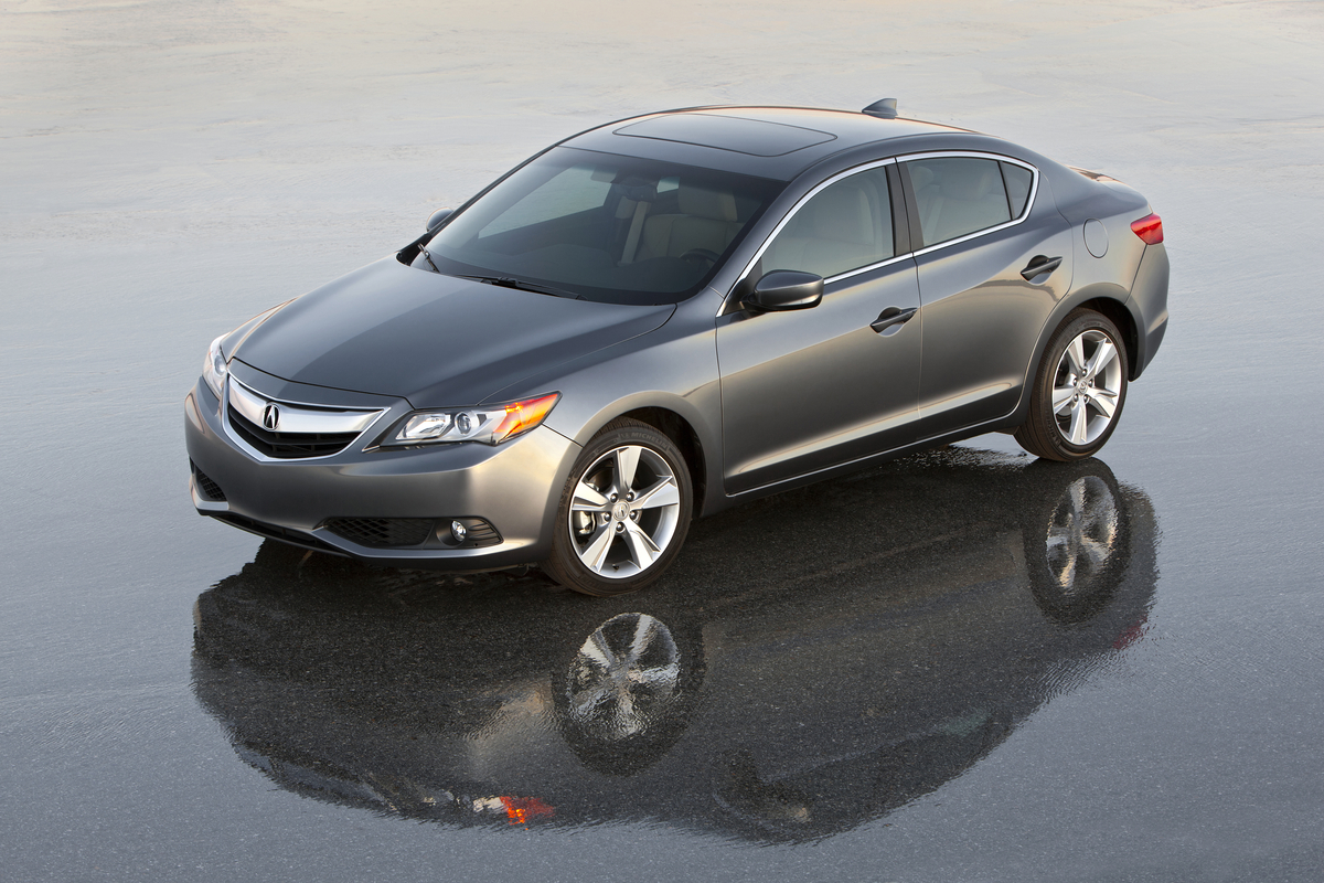 2014 Acura ILX: Leather, Active Noise Cancellation Now