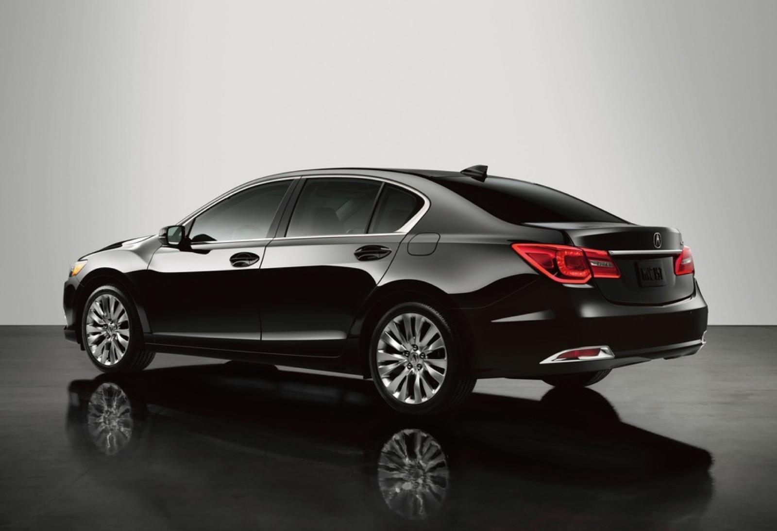 """بالفيديو والصور .. سيارة اكيورا 2014"""" Acura RLX"""" .. انسيابية وأداء سريع 2014-acura-rlx_100410660_h"""