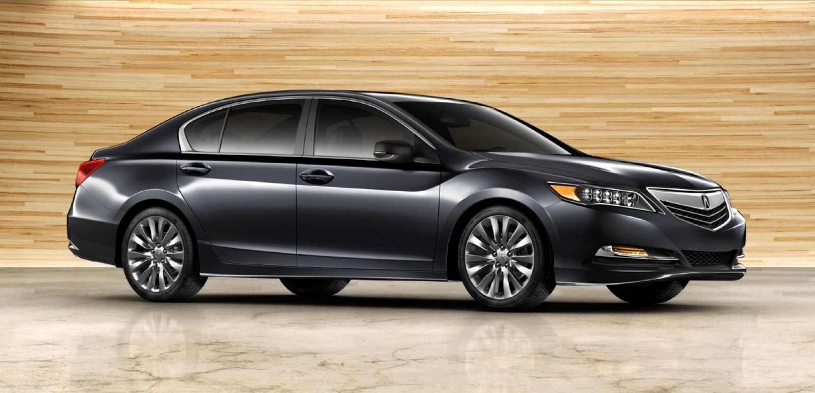 """بالفيديو والصور .. سيارة اكيورا 2014"""" Acura RLX"""" .. انسيابية وأداء سريع 2014-acura-rlx_100410661_h"""