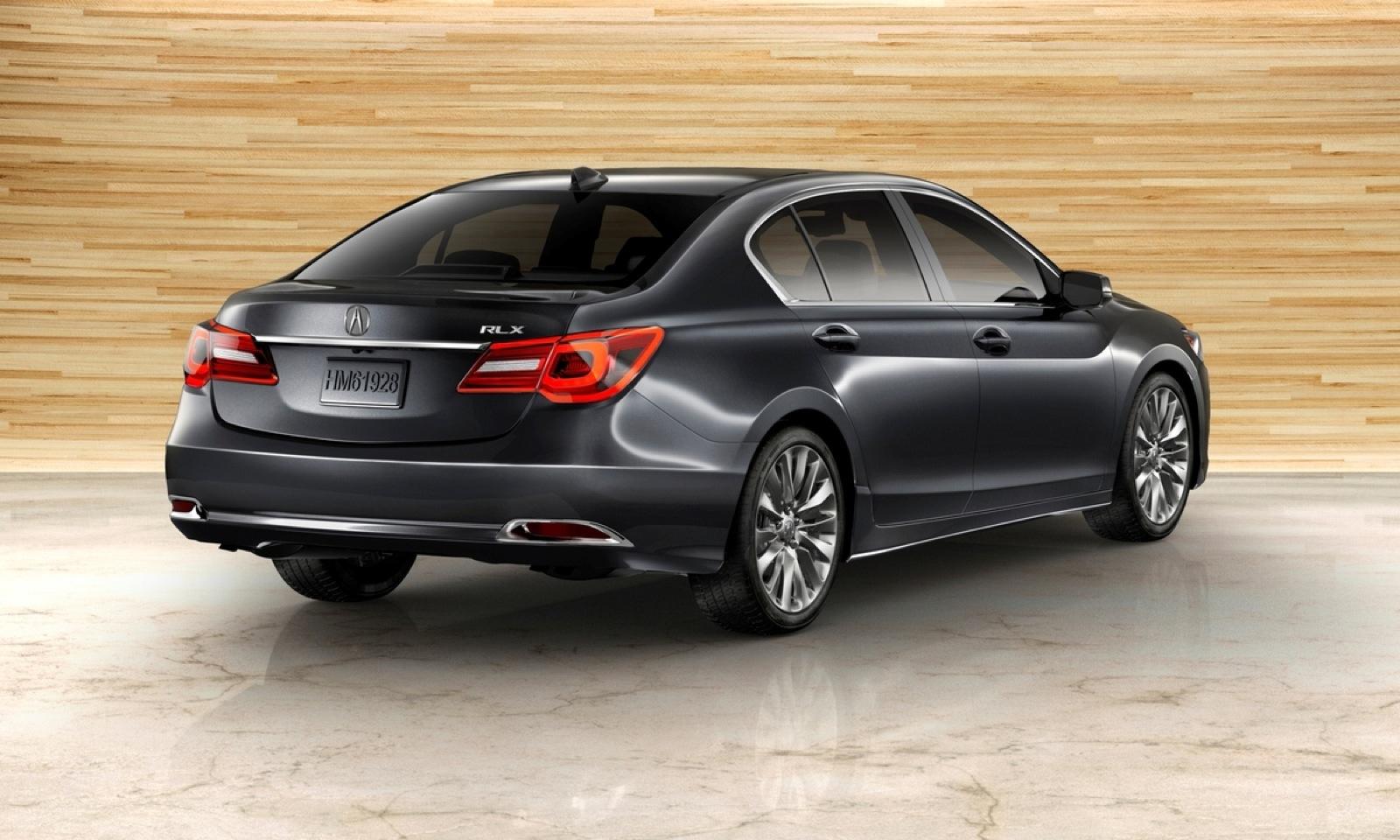 """بالفيديو والصور .. سيارة اكيورا 2014"""" Acura RLX"""" .. انسيابية وأداء سريع 2014-acura-rlx_100410662_h"""