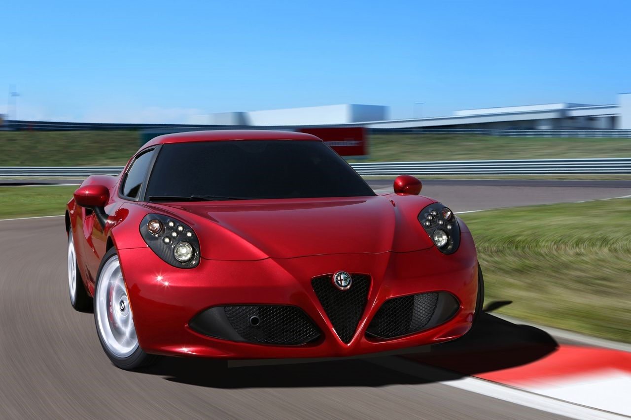 alfa romeo 4c arrives in select u s dealers in june. Black Bedroom Furniture Sets. Home Design Ideas