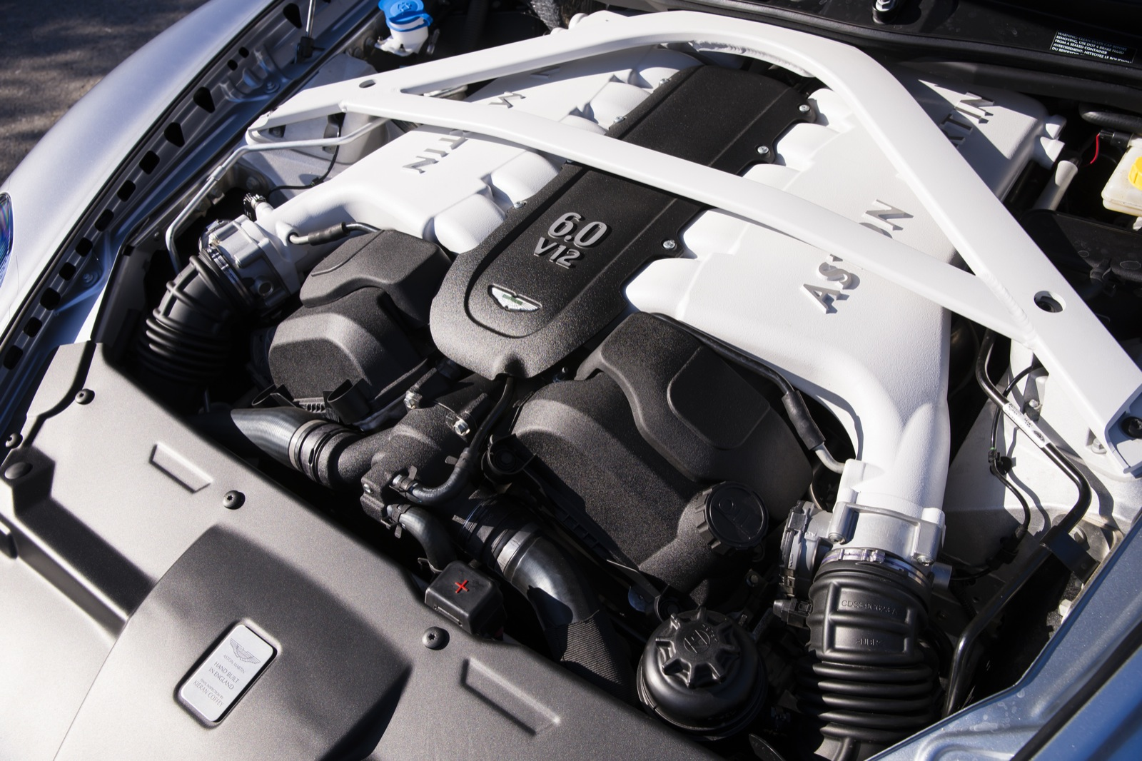 Has Aston Martin Just Extended Its Engine Deal With Ford