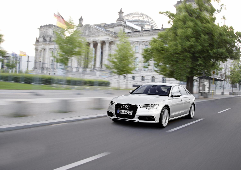 German Federal Parliament Gets Efficient Audi Diesel Cars For Official Duties
