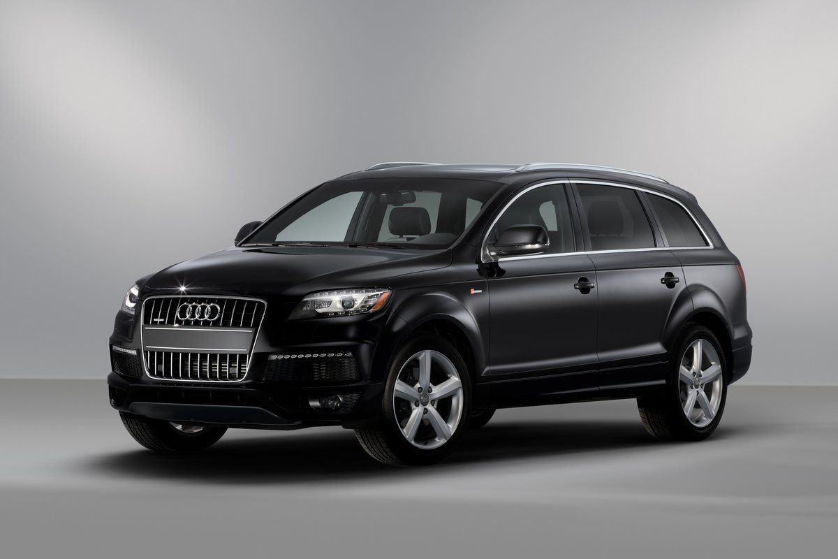 2014 Audi Q7 Review Ratings Specs Prices And Photos The Car Connection