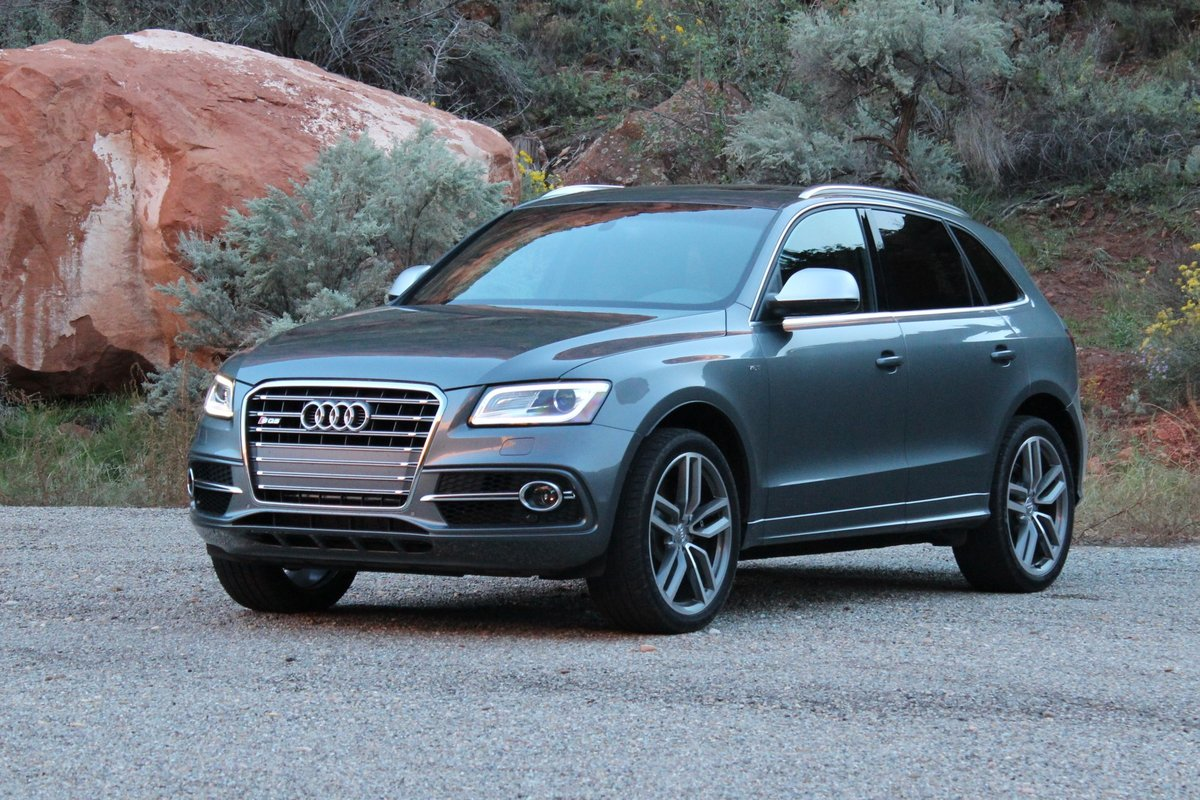 2014 Audi SQ5 first drive review