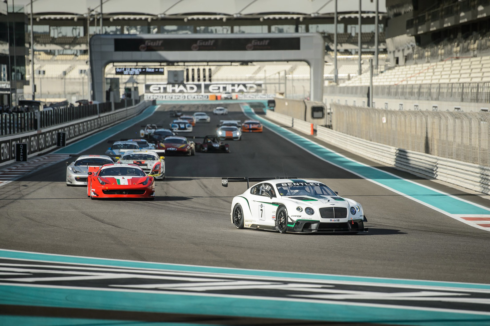Bentley To Race In Spa 24 Hours For First Time