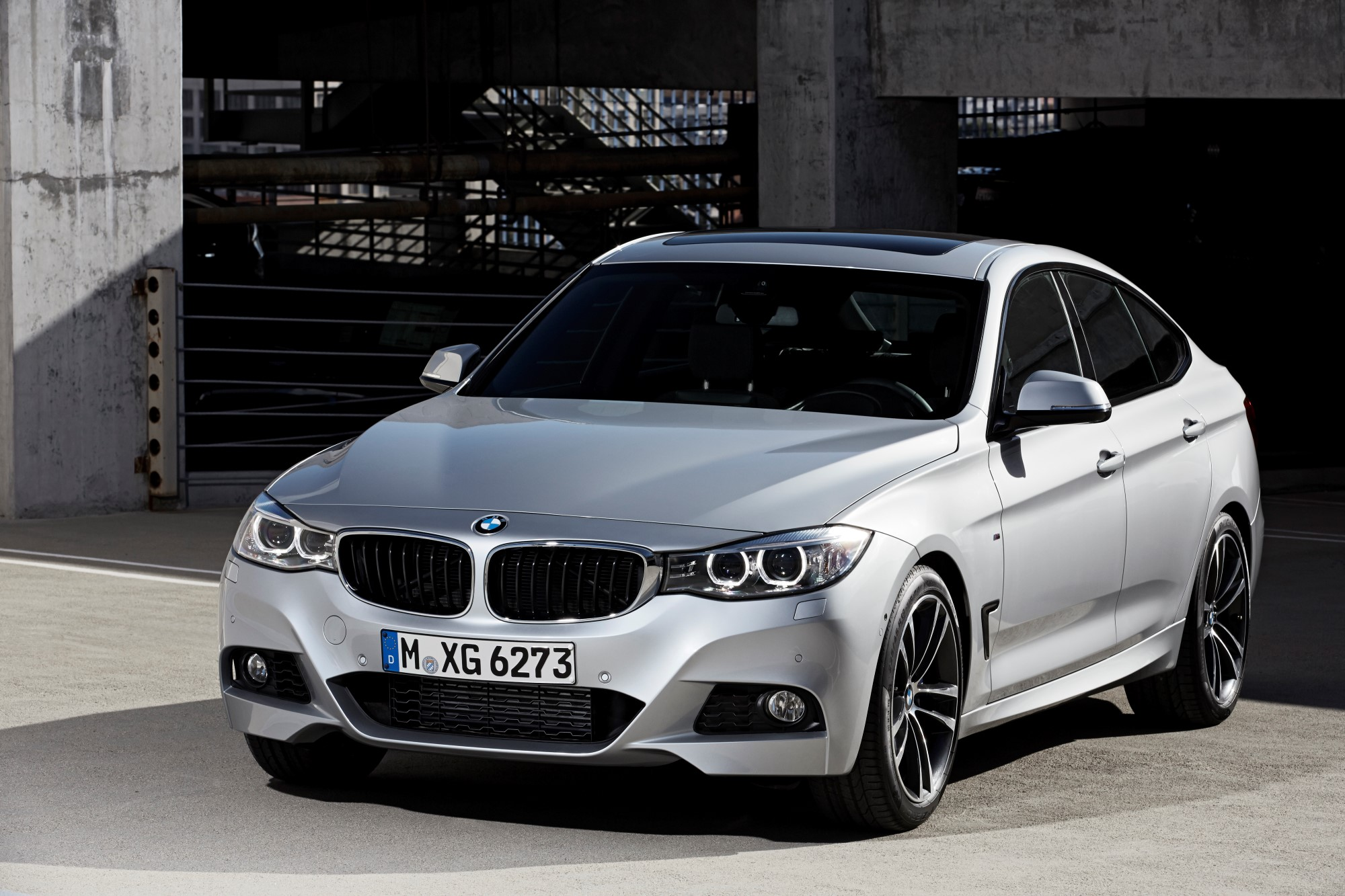Could bmws 3 series gt receive the m treatment freerunsca Image collections