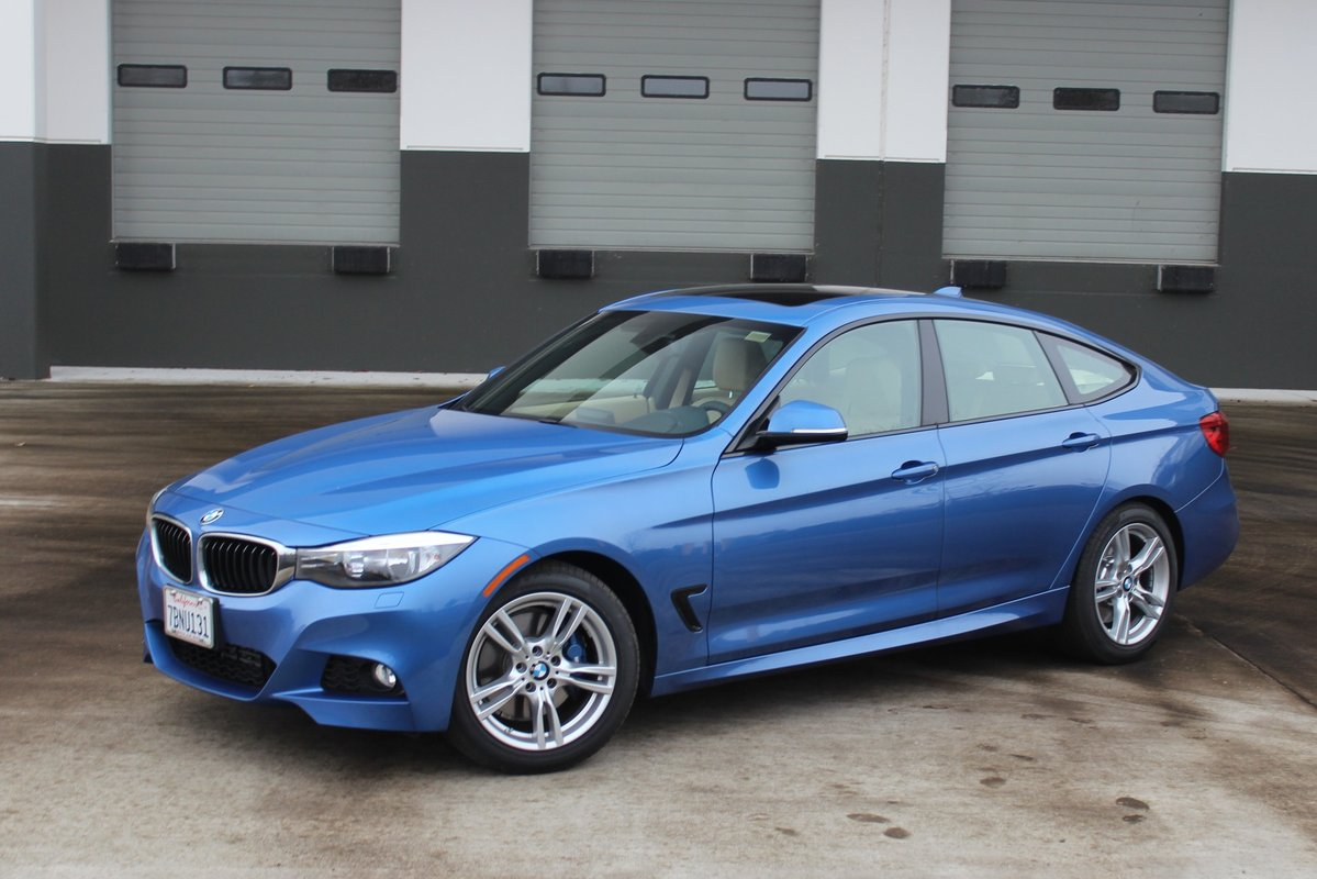BMW Series Gran Turismo First Drive - Bmw 3 series colors