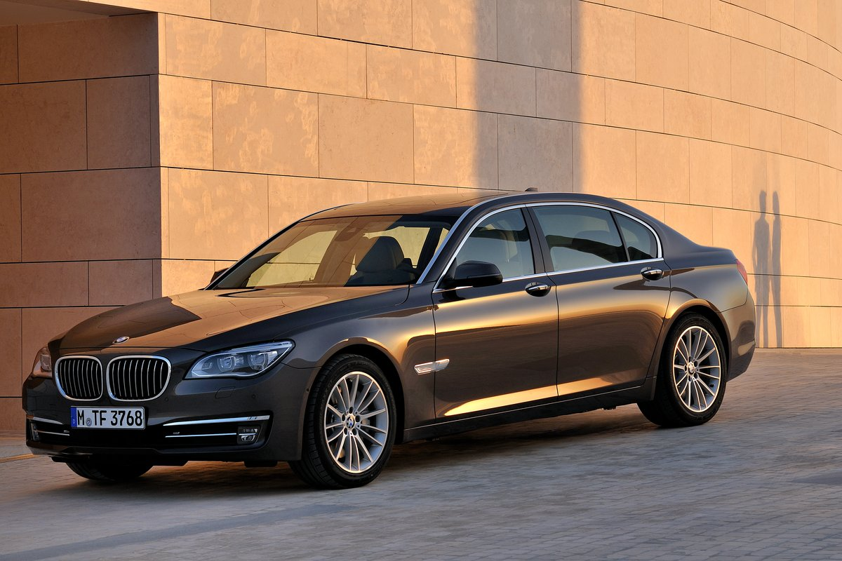 BMW Ld XDrive Turbodiesel Added To Largest BMW Sedan - 2014 bmws