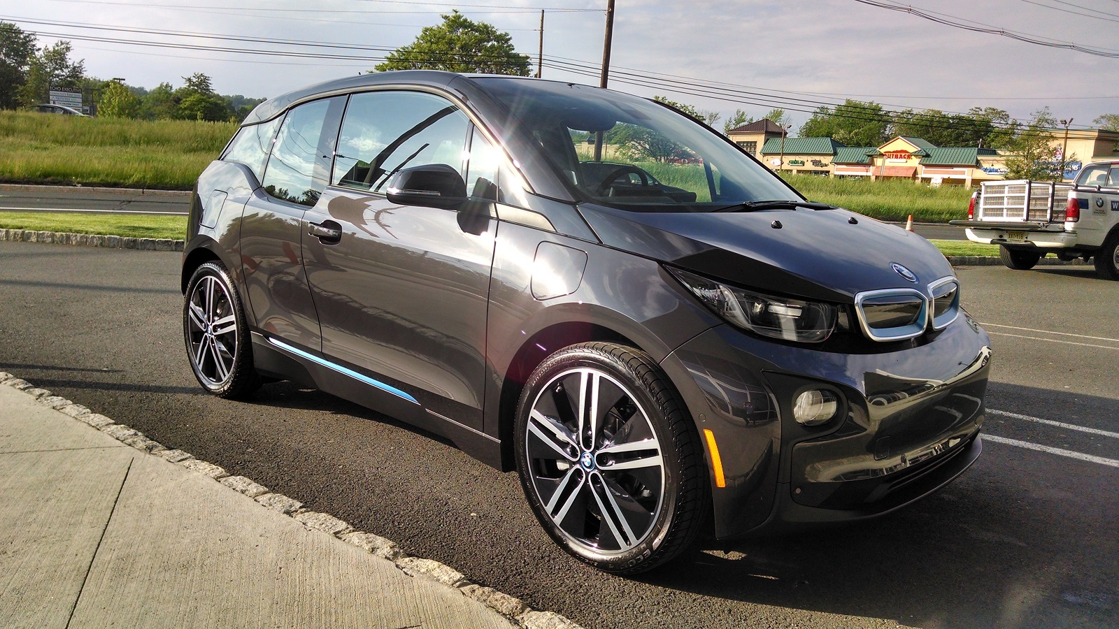 2014 Bmw I3 Is Range Extended Version Outselling Battery