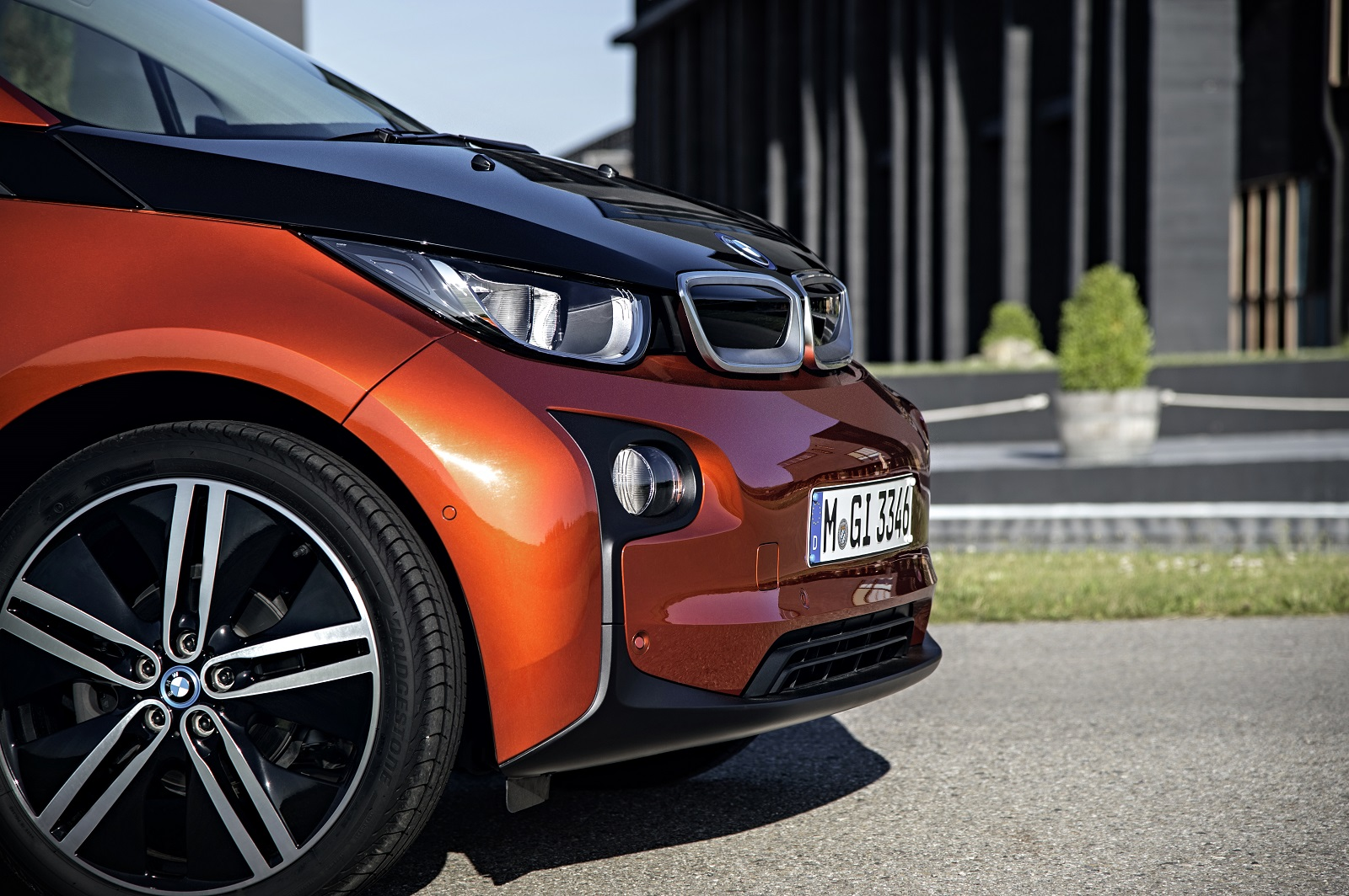 2014 Bmw I3 Electric Car Full Details And Images Released