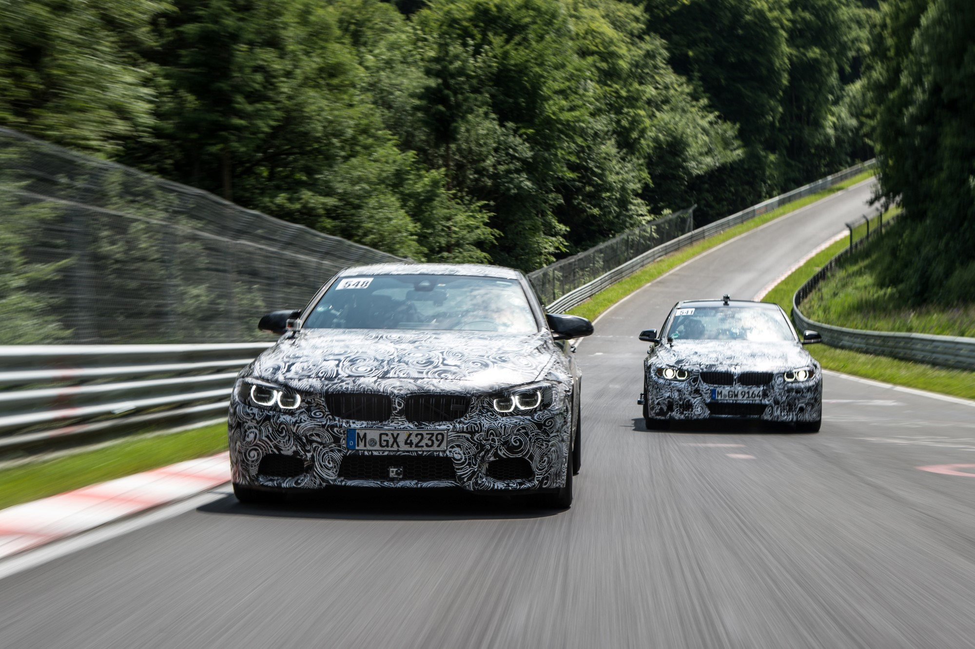 BMW M Sedan M Coupe First Official Technical Details - 2014 bmw m3