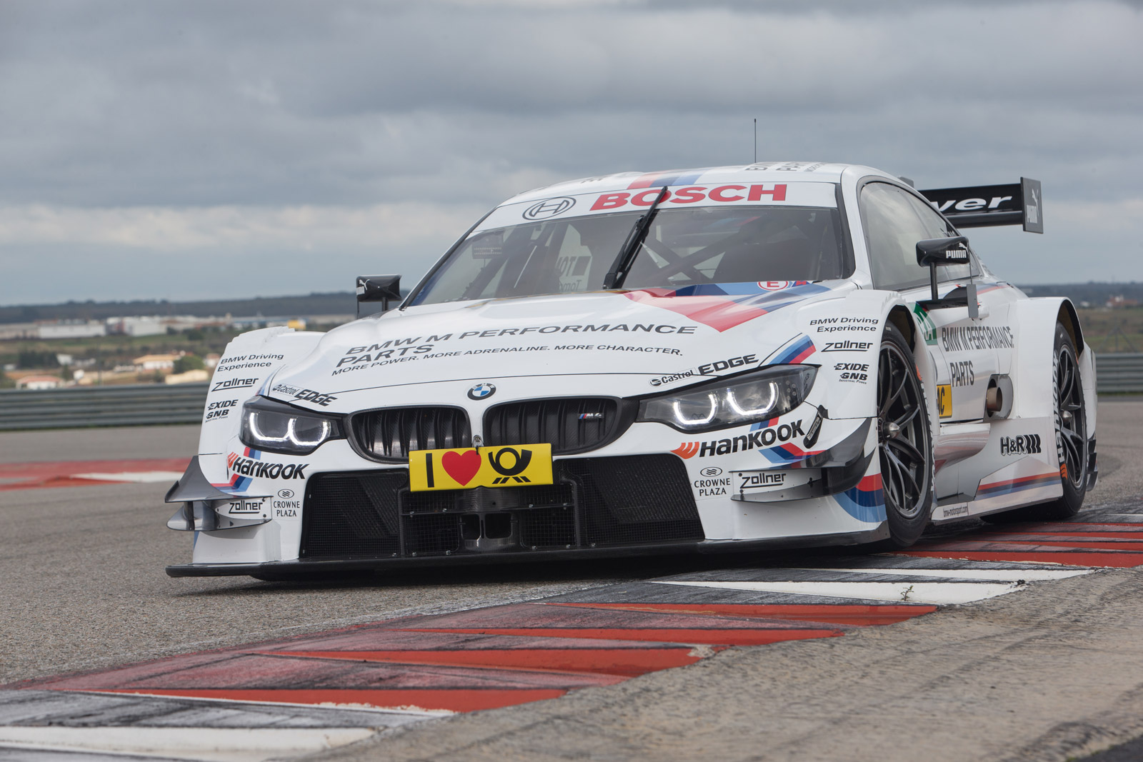 Watch The 2014 Bmw M4 Dtm Race Car In New Promo Video