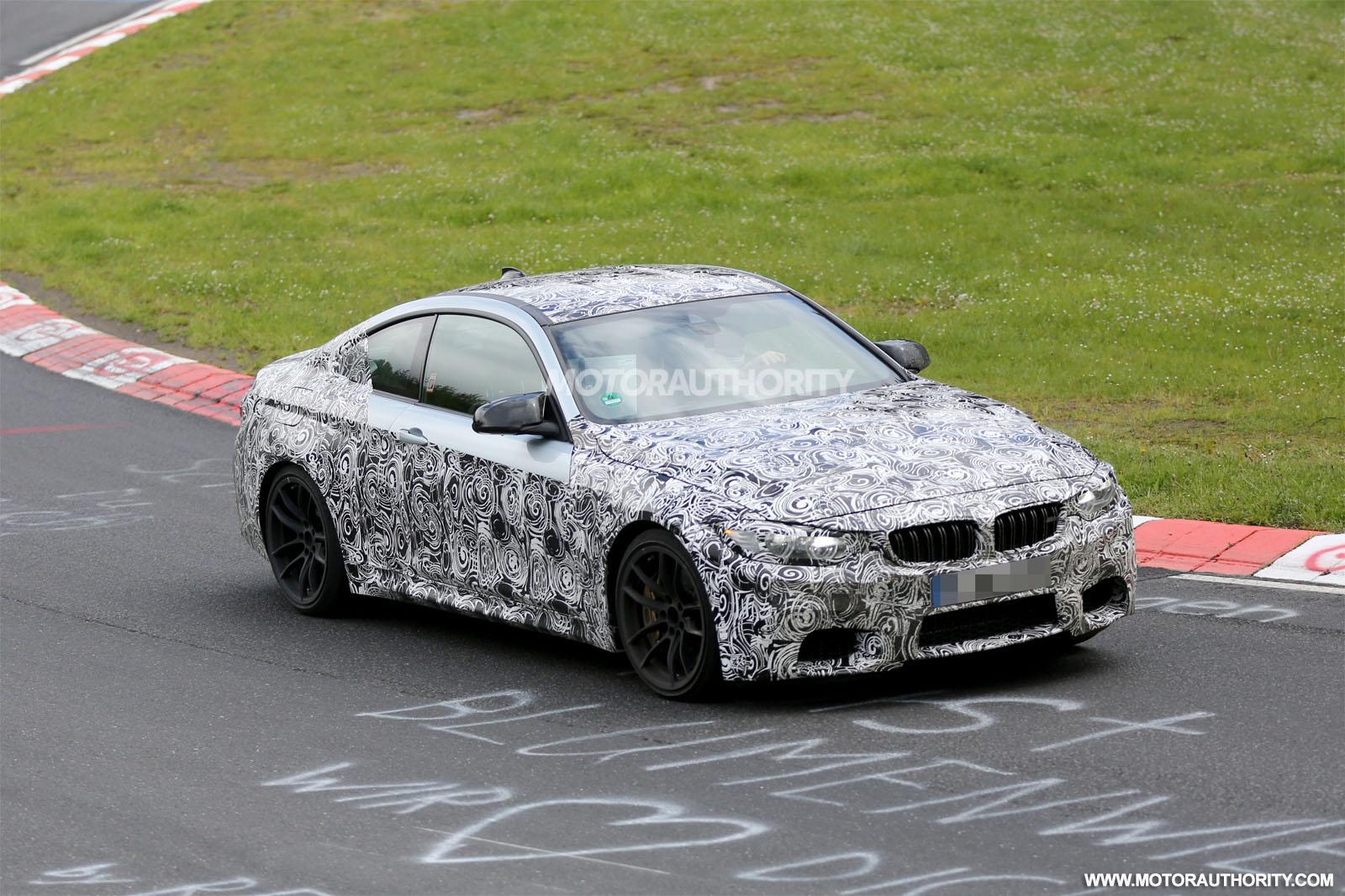 BMW M Spy Video - Bmw 2014 m4
